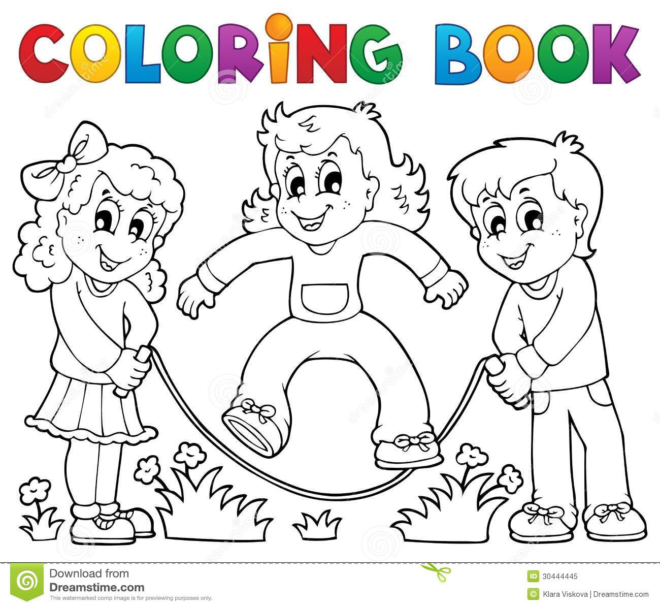 Royalty Free Stock Photo Download Coloring Book Kids