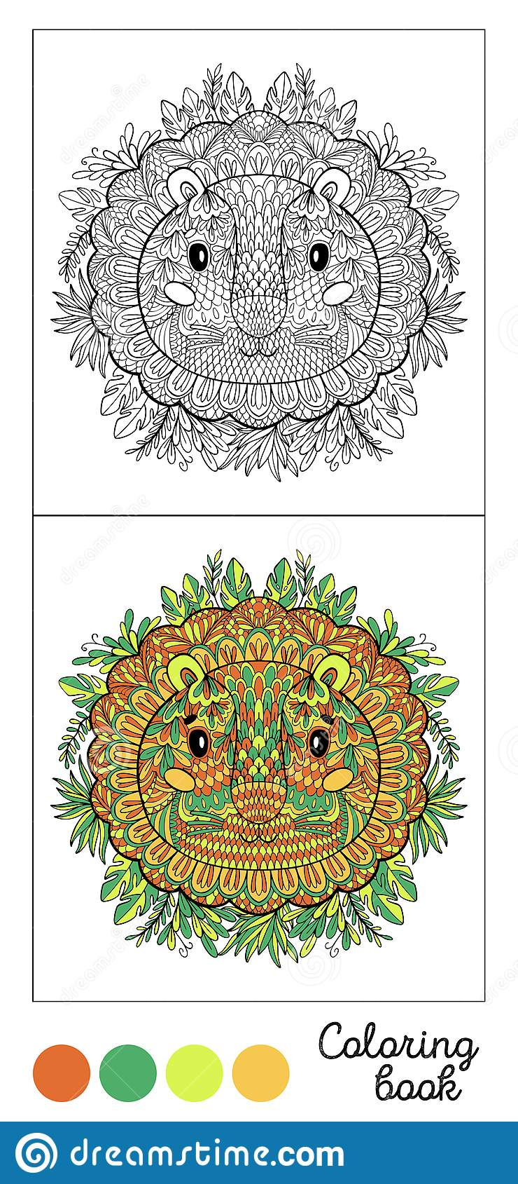 Lion Outline Photos Free Royalty Free Stock Photos From Dreamstime The style is quite minimalist with low detail but a lot of beauty and balance. https www dreamstime com coloring book lion page game color images outline black child adults antistress vector illustration image156684720