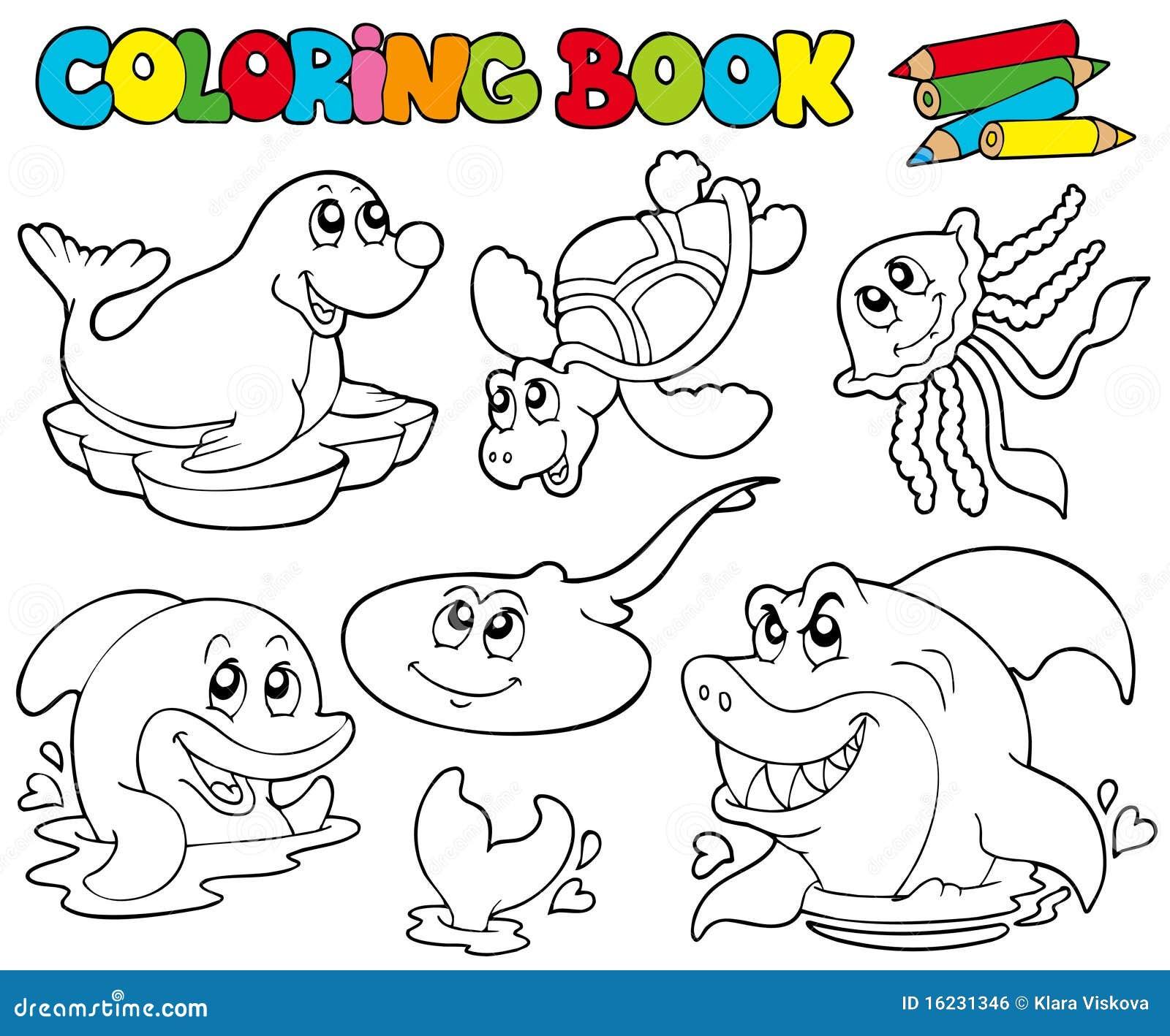 ausmalbilder 2016 coloring book animals