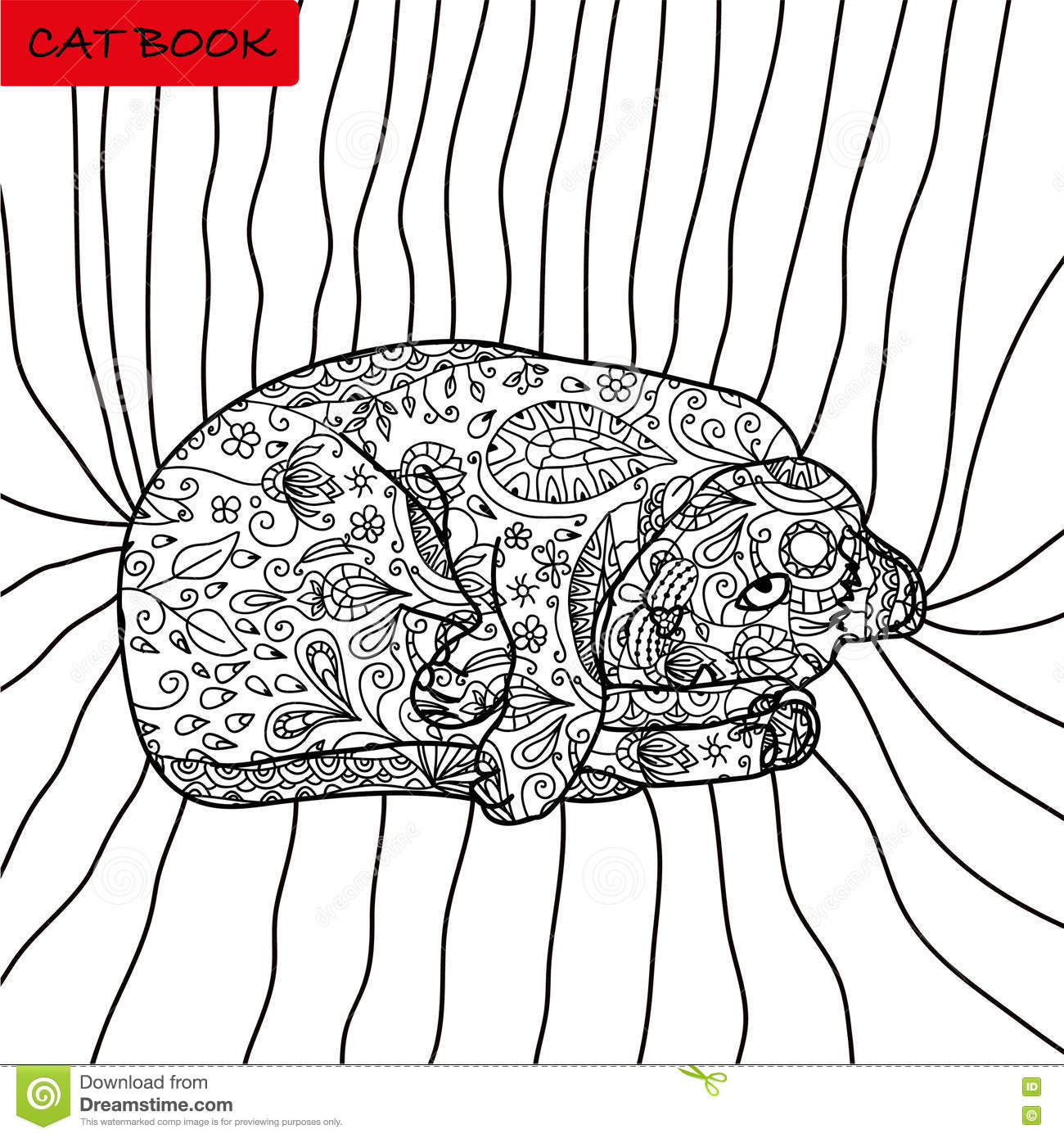 Coloring Page Book For Kids