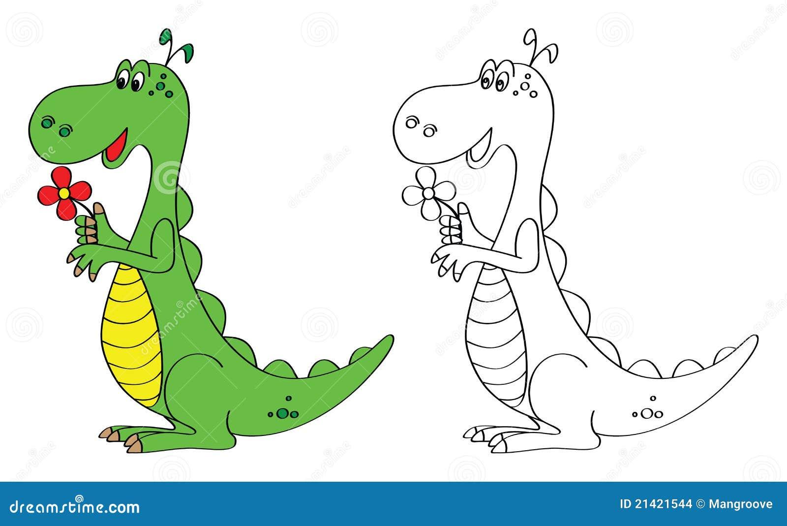 coloring-book-page-kids-dinosaur-21421544