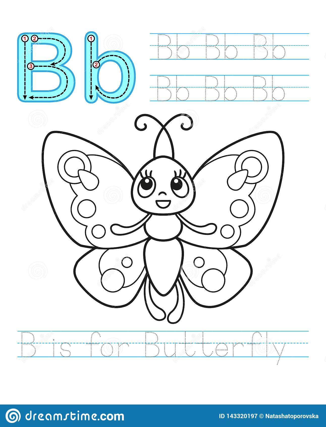 Coloring Book Page. Printable Worksheet For Kindergarten And ...