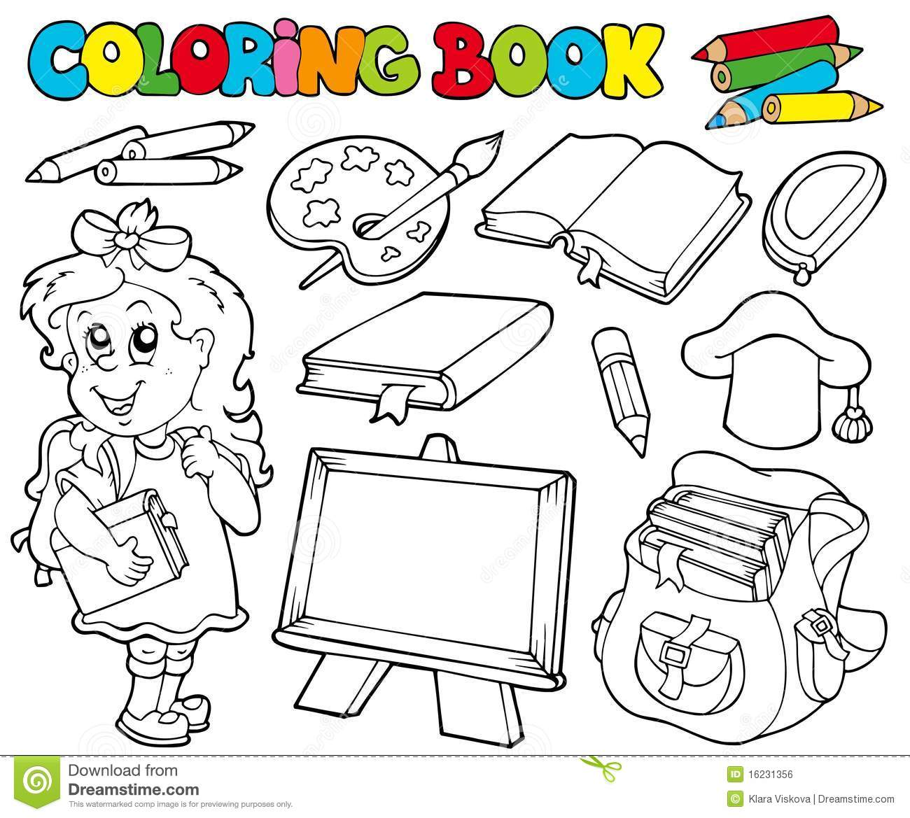 Noddy Brings A Hammer And The Tools Coloring Page Free Printable