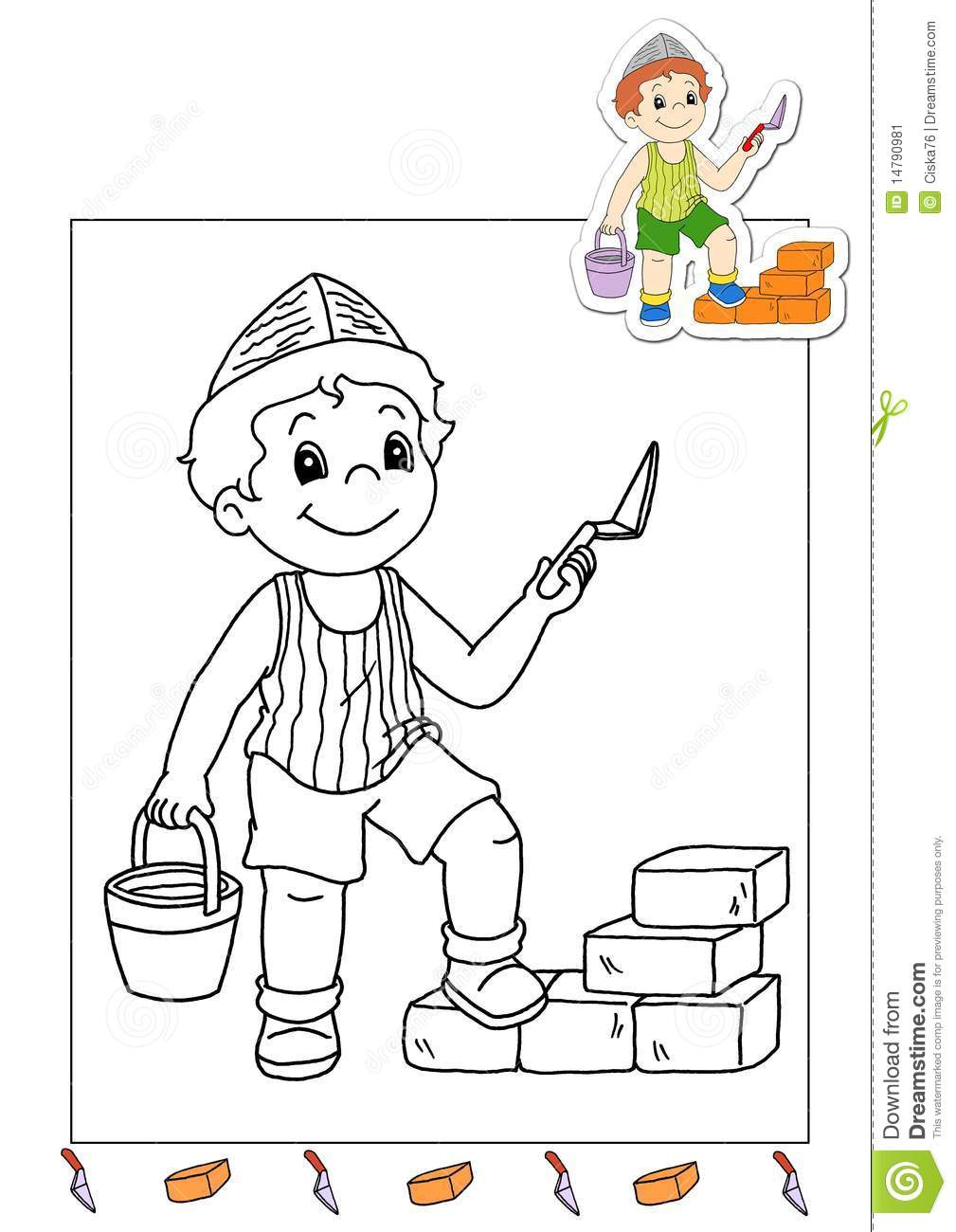 sample coloring pages for kids - photo#36