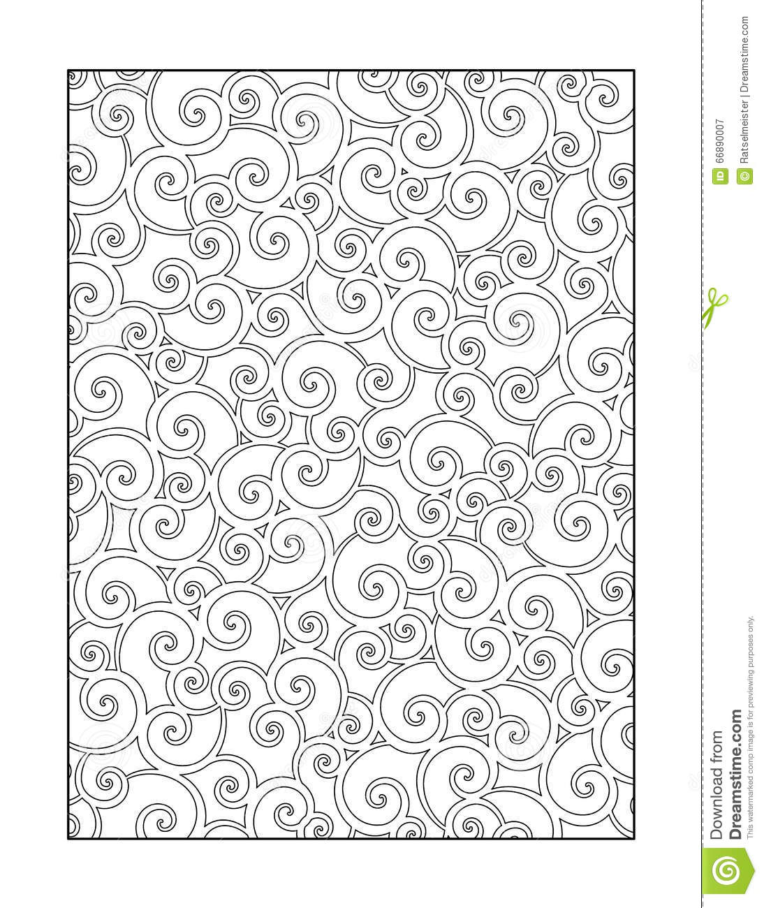 Adult coloring pages black and white ~ Coloring Page For Adults, Or Black And White Ornamental ...