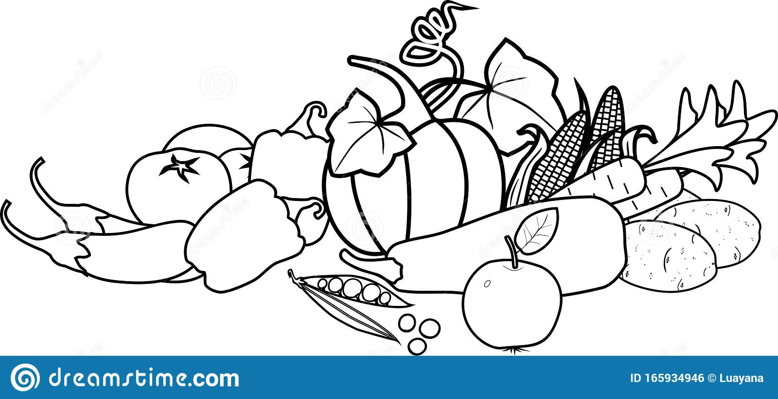V is for Vegetables coloring page | Free Printable Coloring Pages | 822x1600