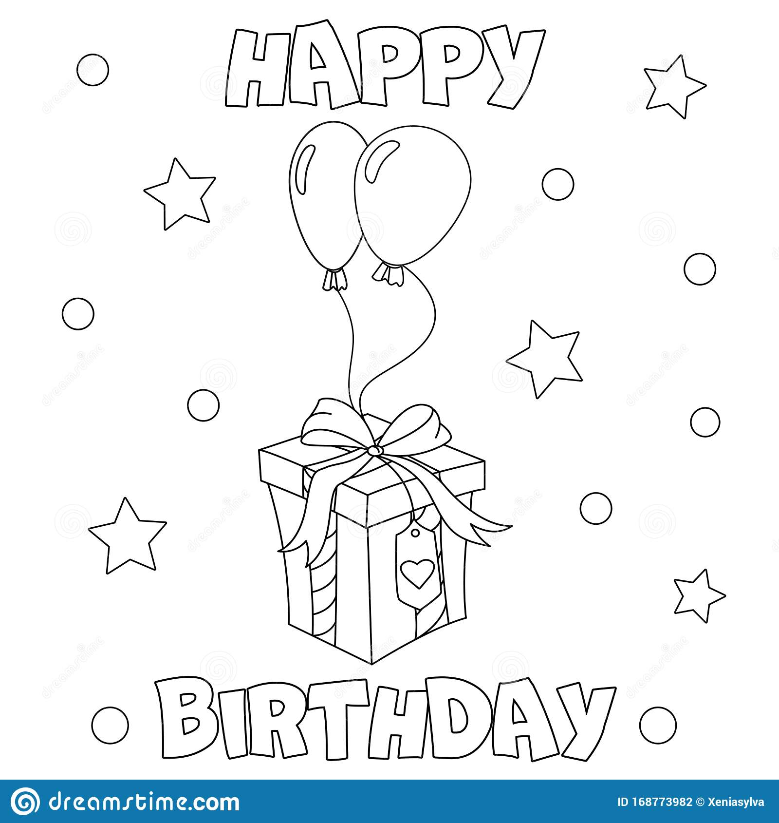 Free Coloring Pages Birthday Card For Boy, Download Free Clip Art ... | 1689x1600