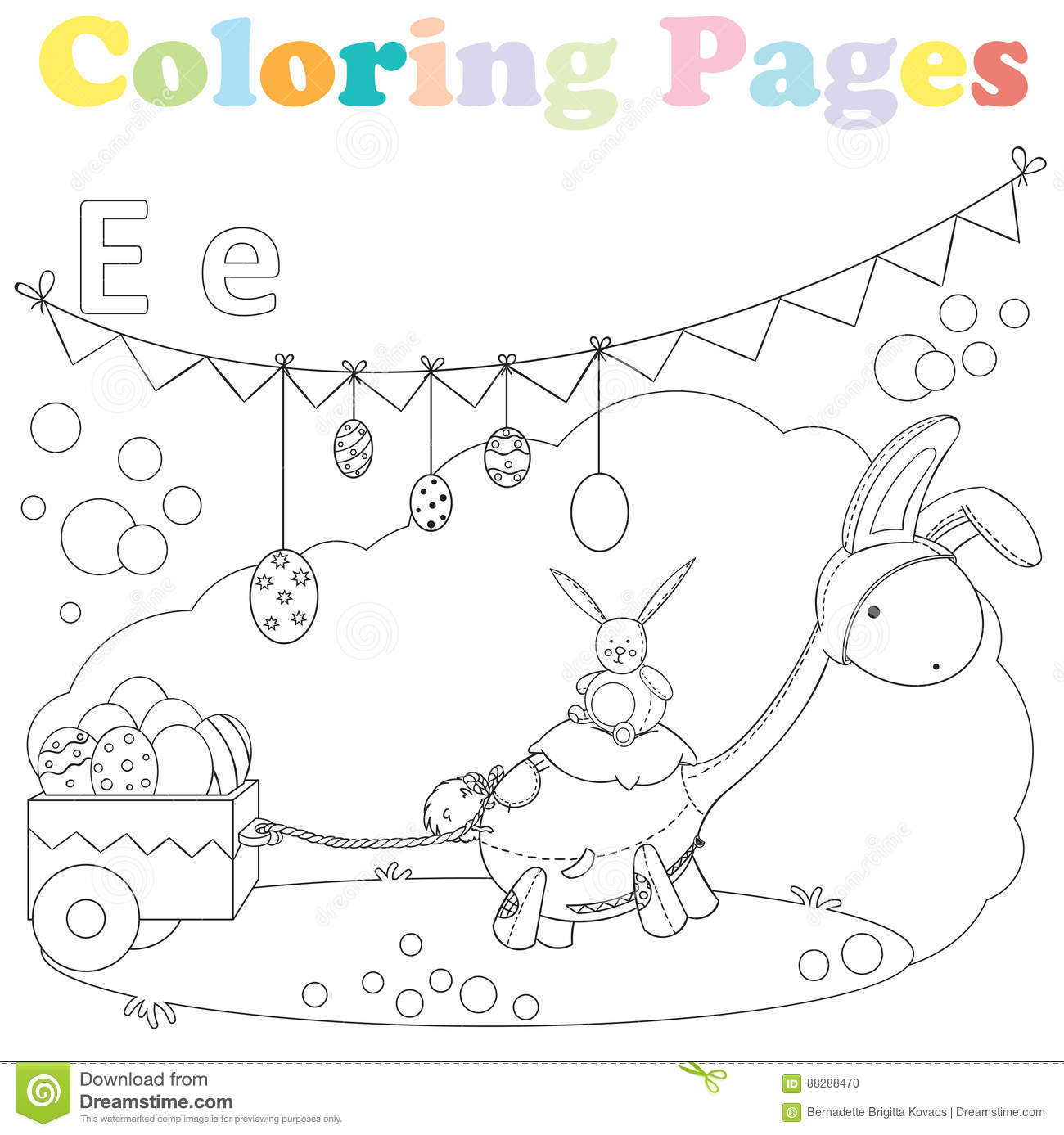 Dinosaur Egg Coloring Page Template Printable Beautiful Templates ...   1387x1300