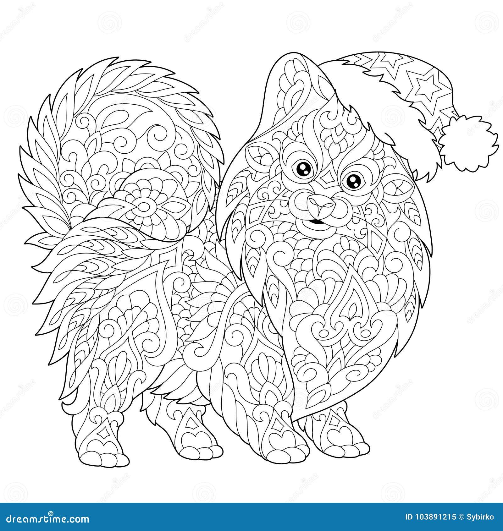 Pomeranian Cartoons, I...
