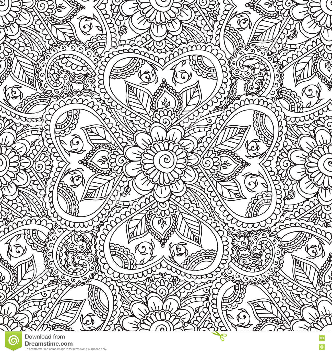 Design coloring pages for adults-5841