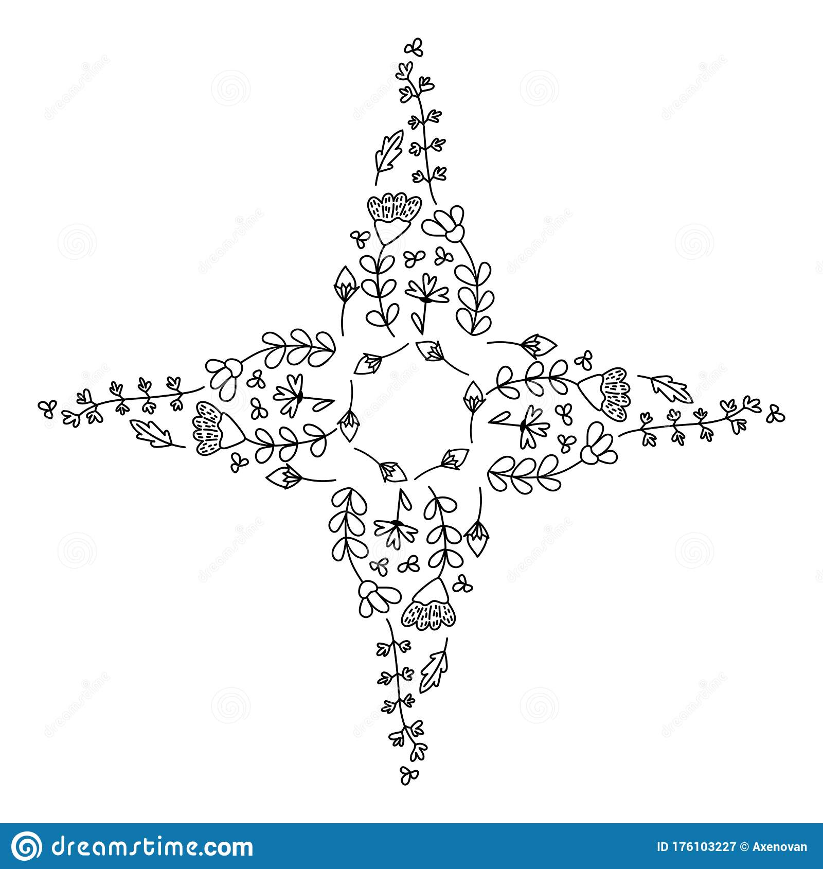 Six Pointed Star coloring page | Free Printable Coloring Pages | 1689x1600