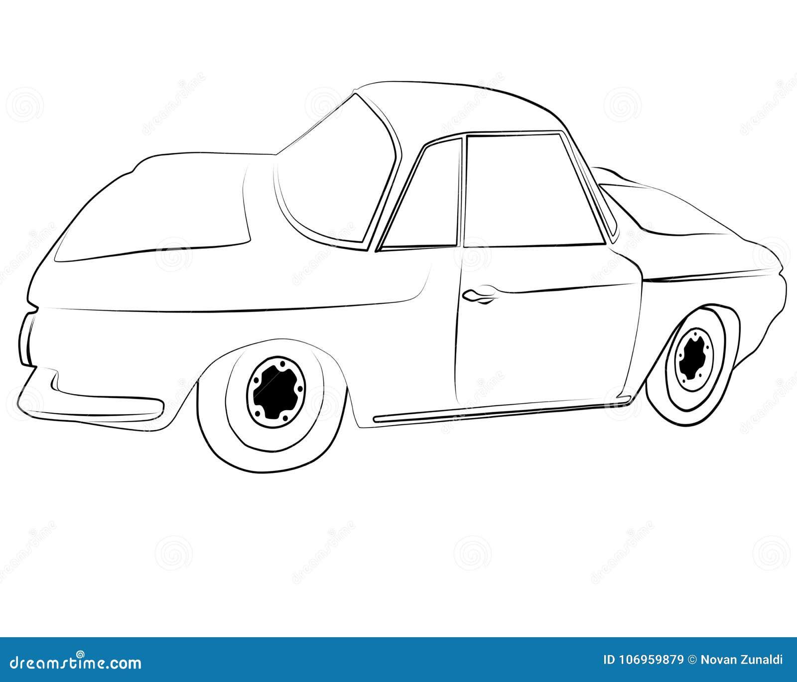 volkswagen cartoons  illustrations  u0026 vector stock images