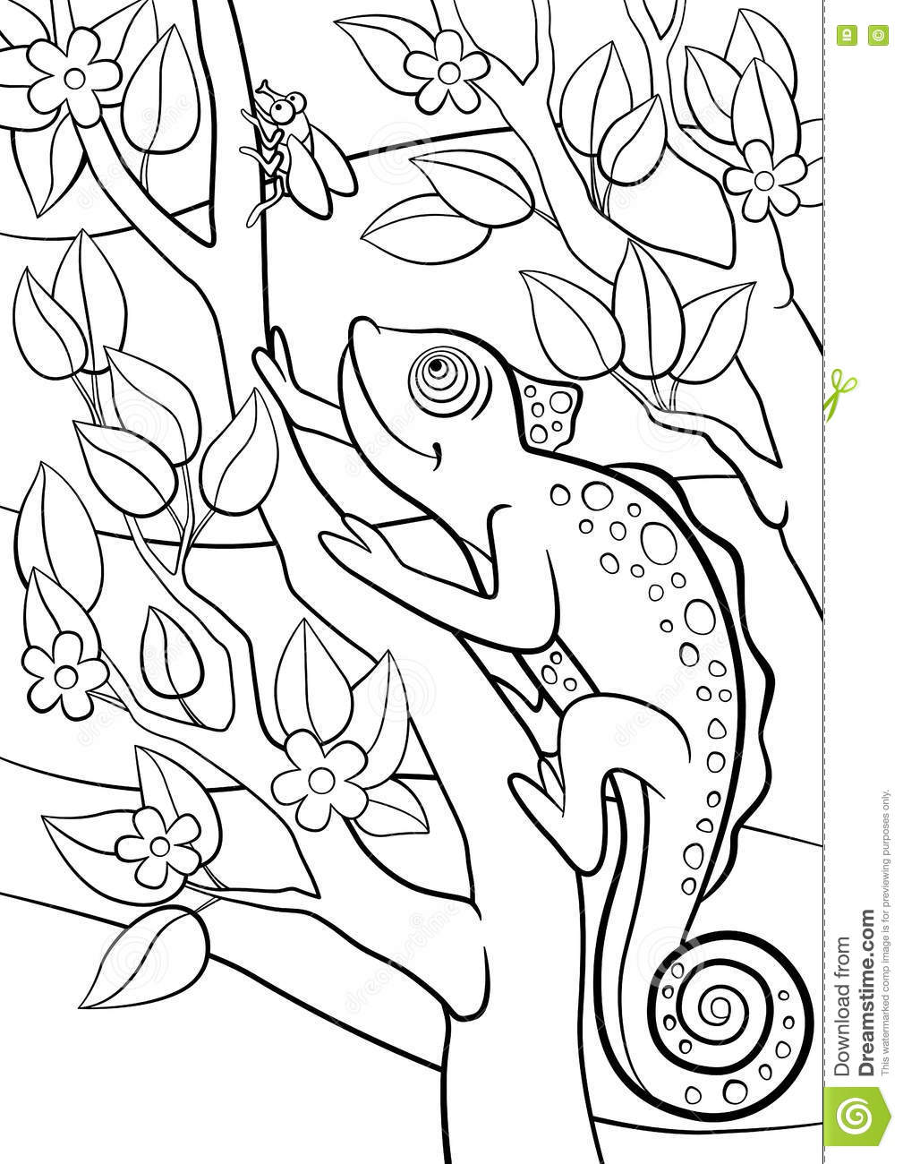 coloring pages of wild animals
