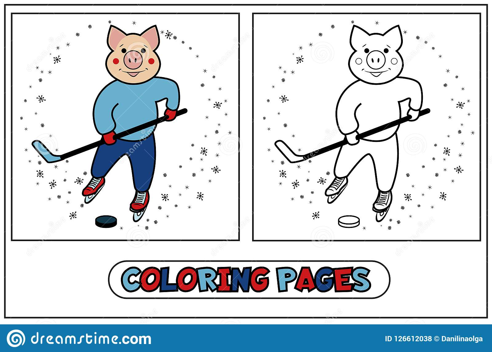 NHL coloring pages | Free Coloring Pages | 1146x1600