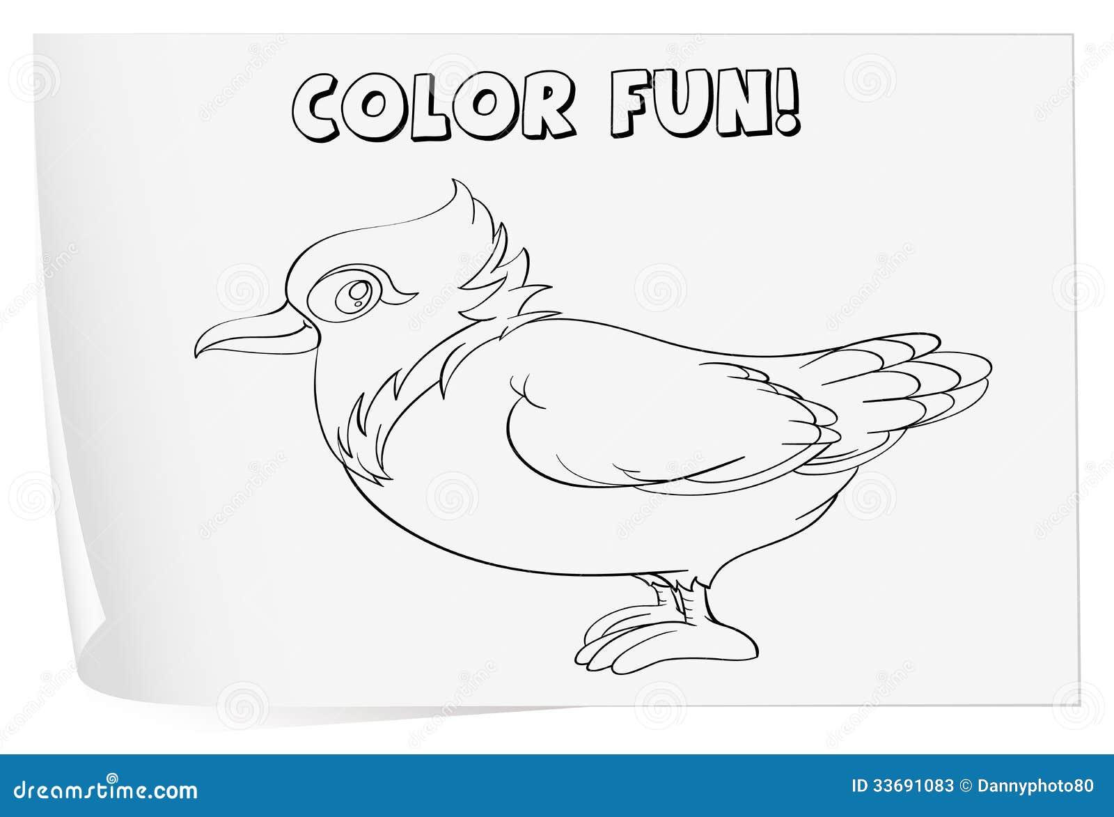 coloring worksheet illustration colouring bird 33691083 mendelian genetics worksheet answers on mendelian genetics worksheet