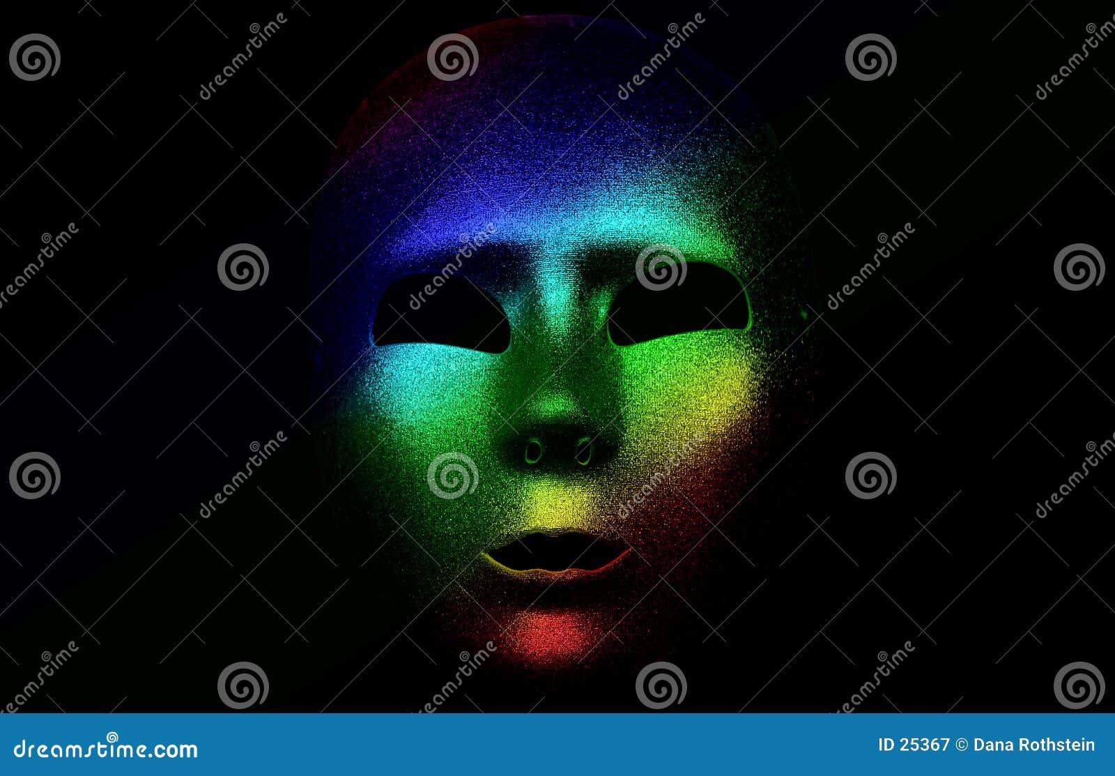Colorized maskering