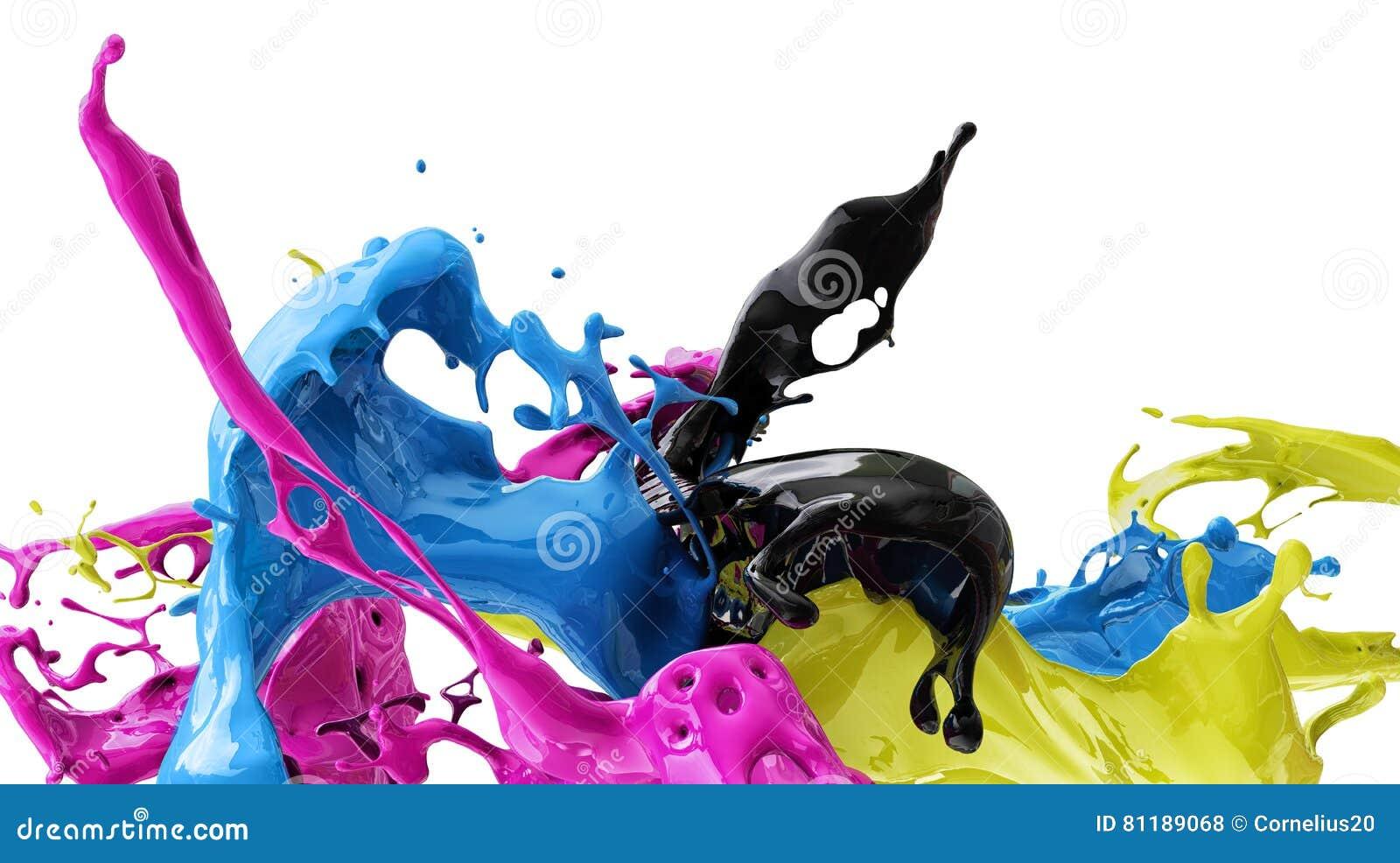 Colors cmyk