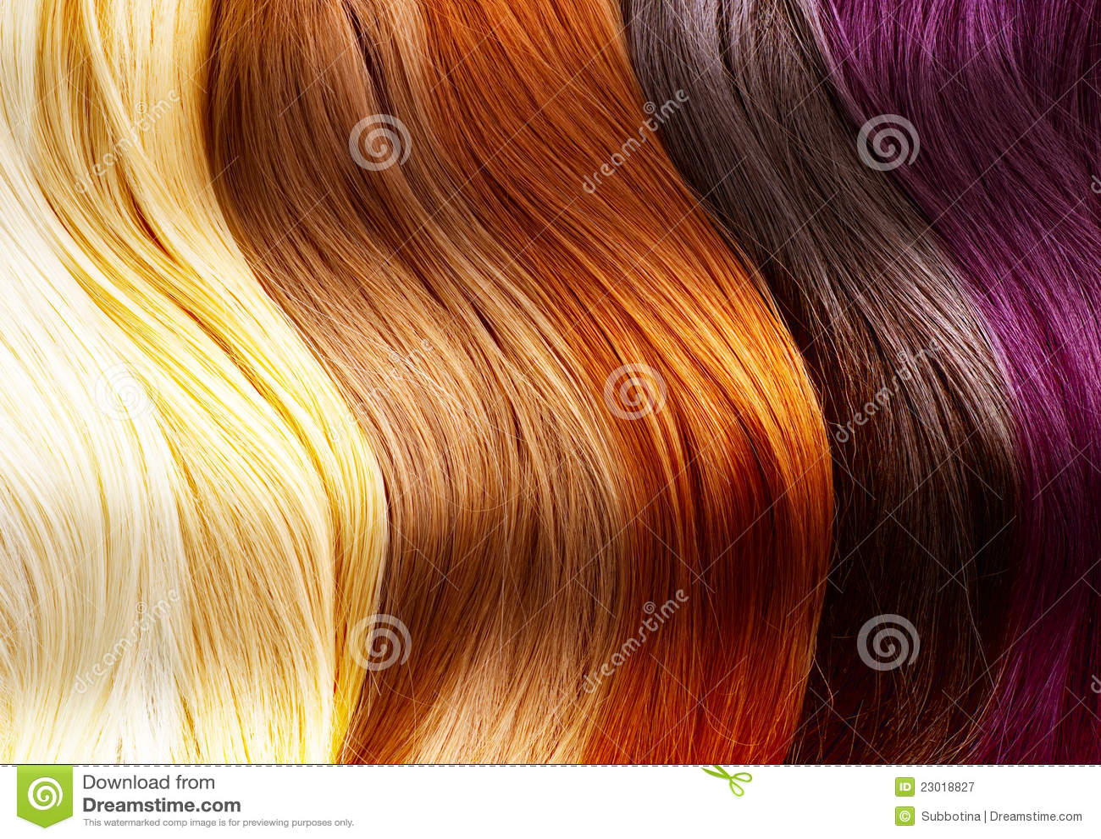 Colors hårpaletten