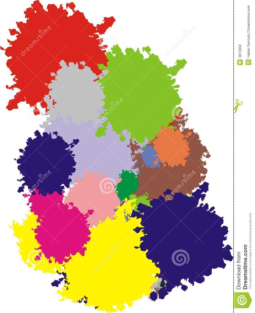 Colors for painting