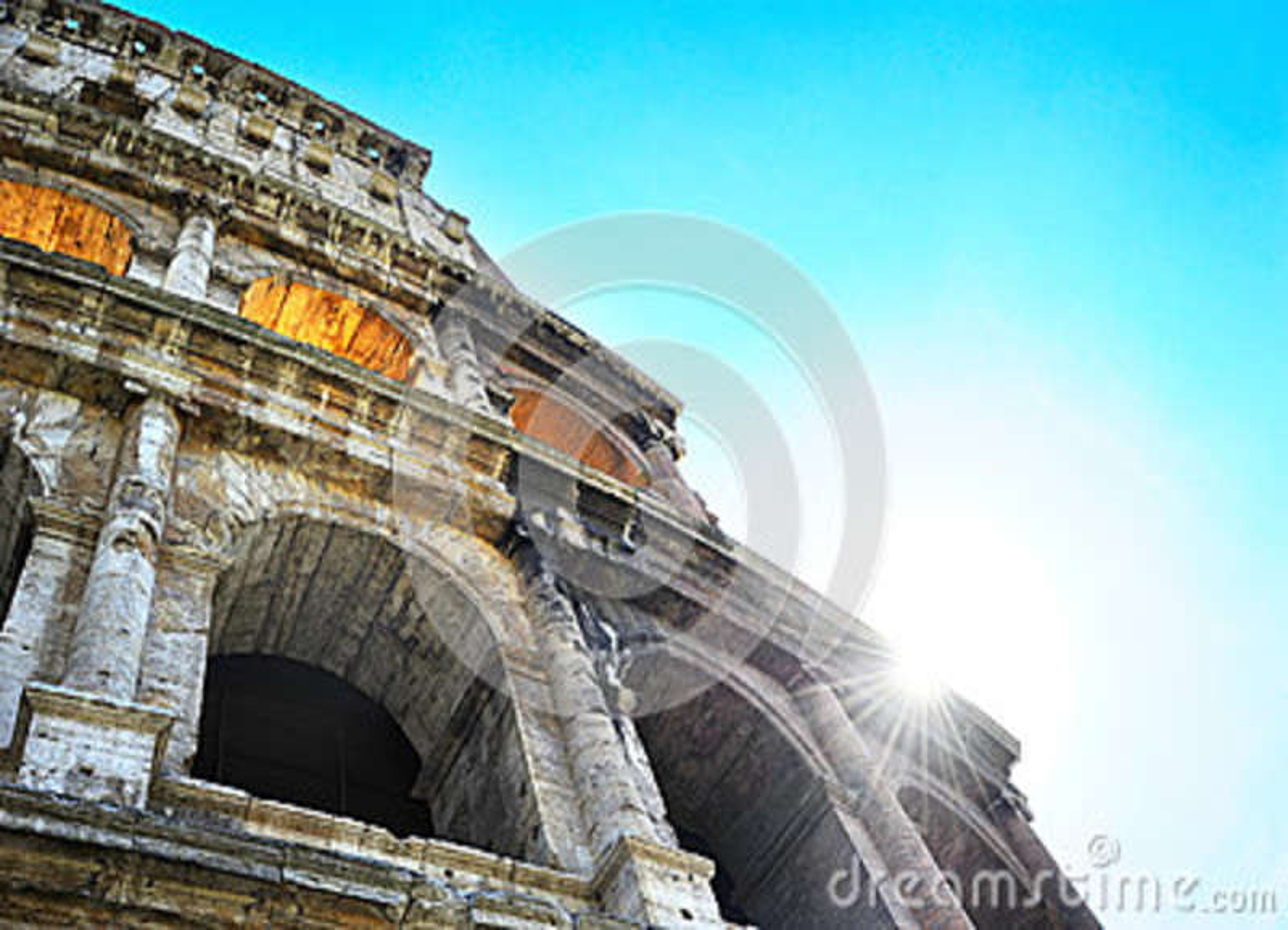 Colosseu vägg