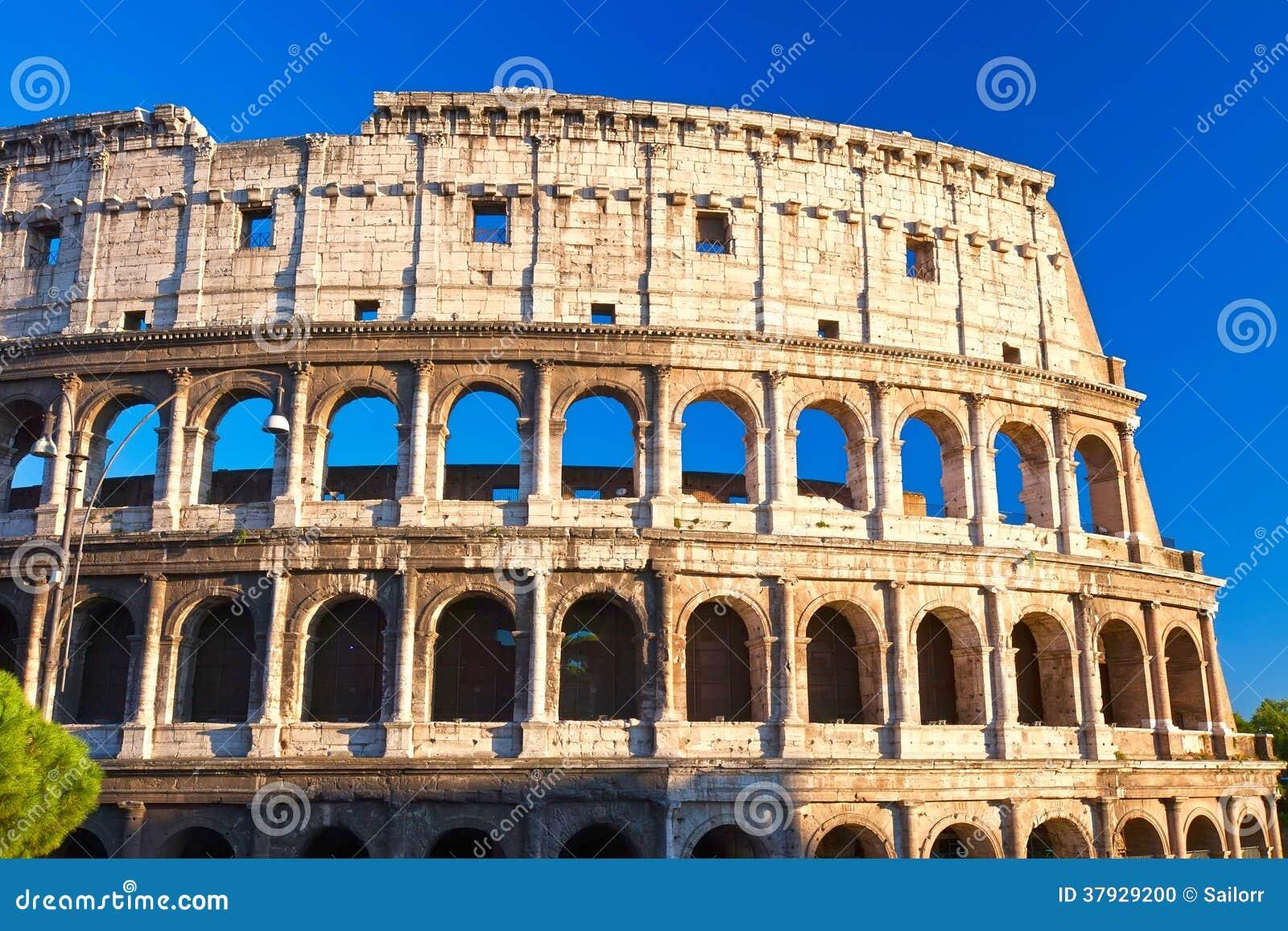Colosseum в Риме