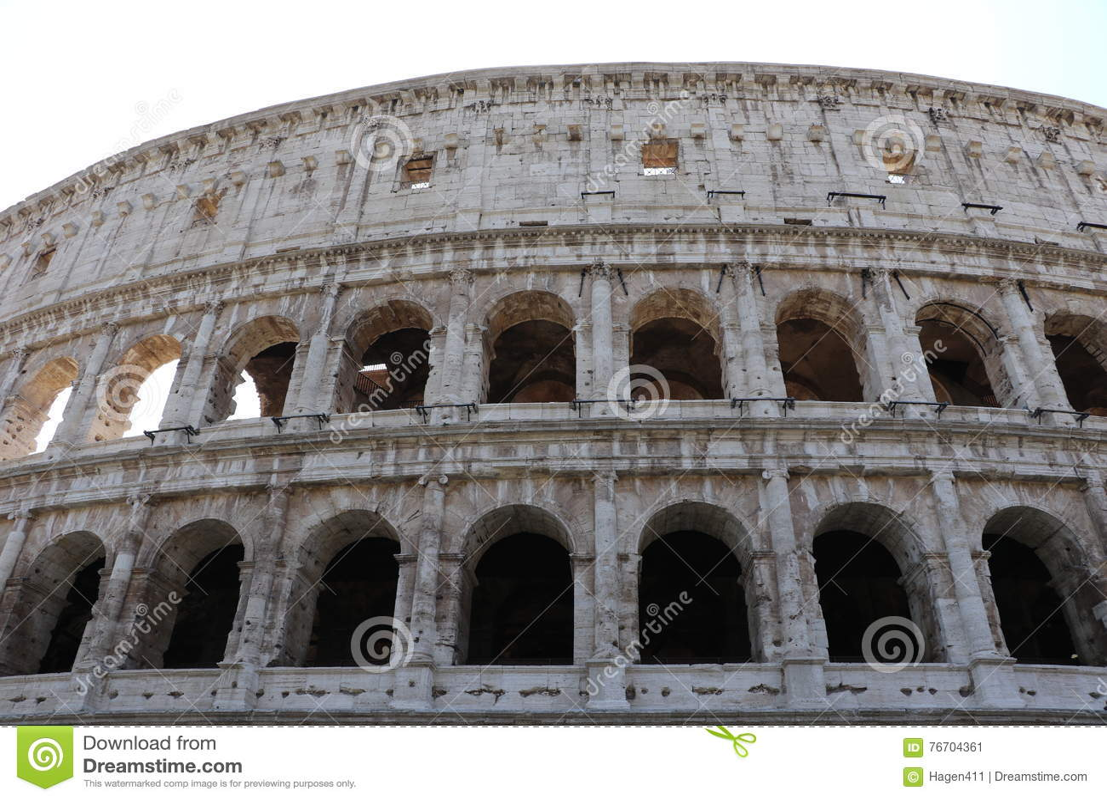 Colosseum известная Италия большинств взгляд rome места
