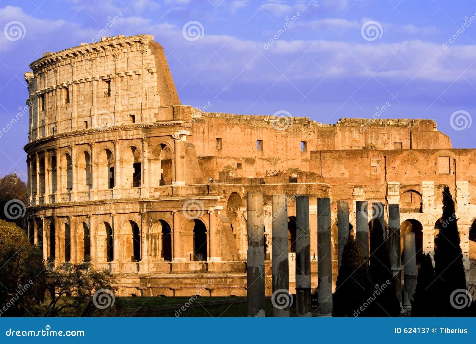 Colosseum bis zum Day