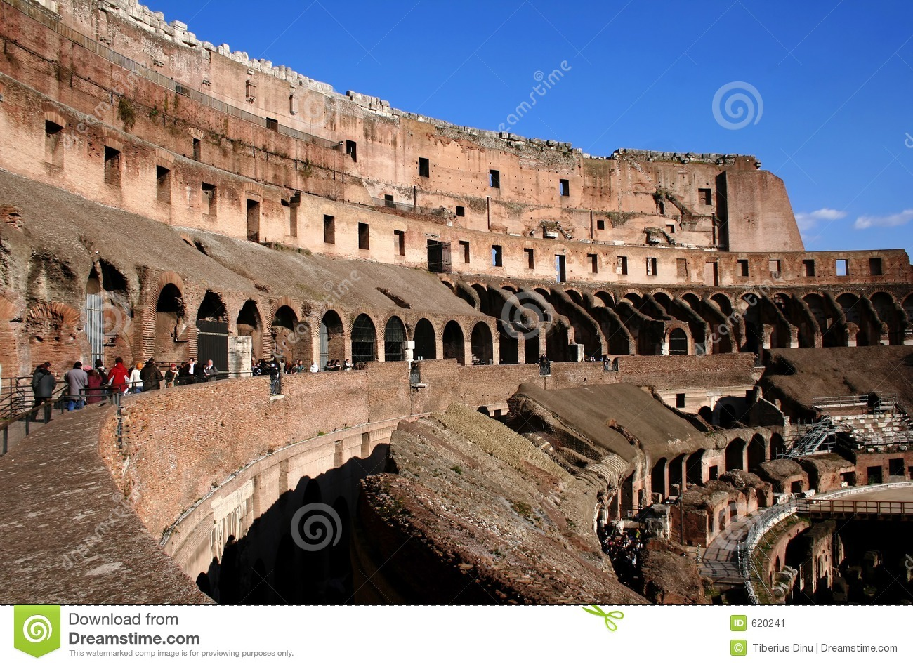 Colosseum by Day