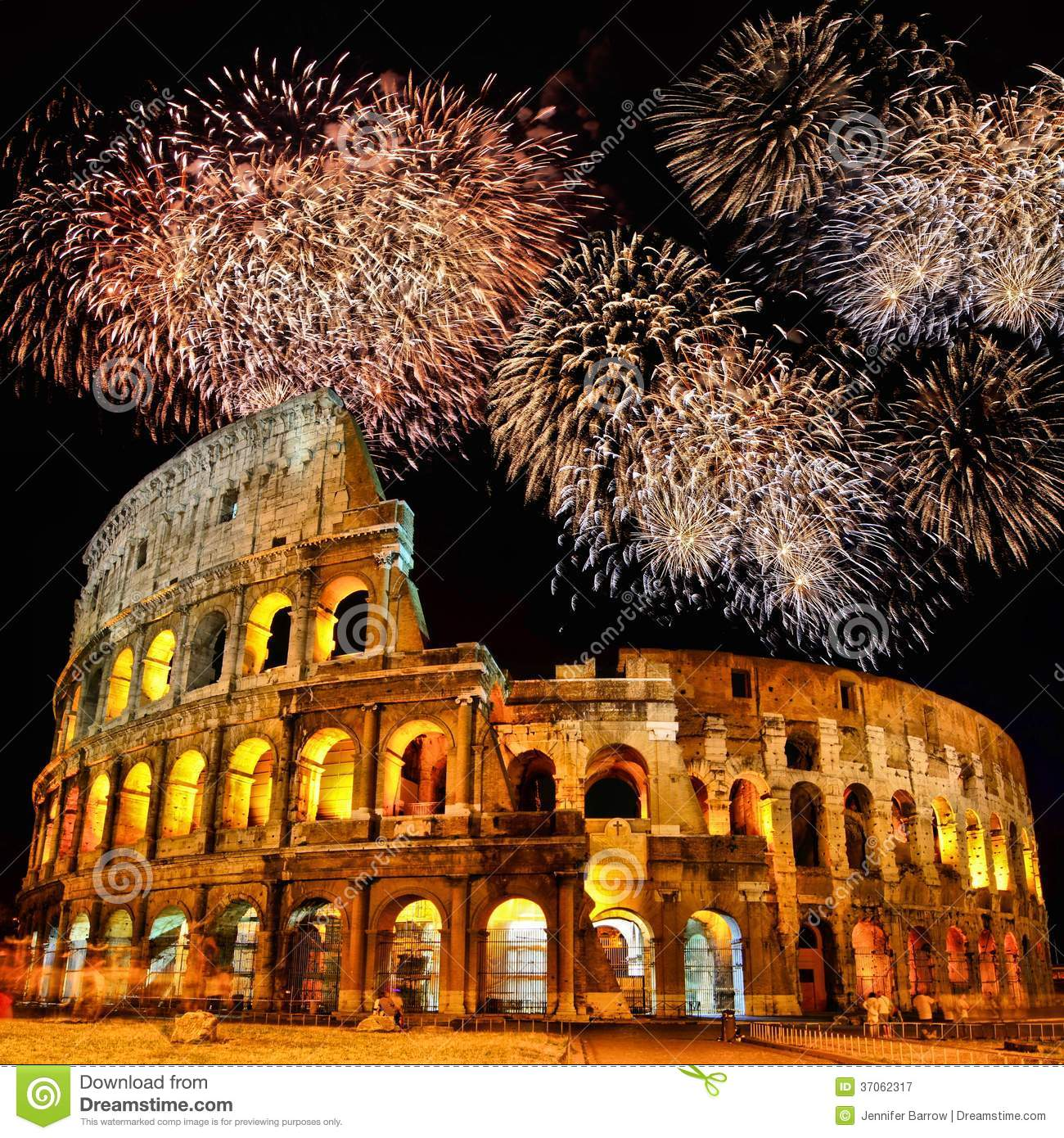 colosseum with fireworks royalty free stock photography free firework clipart with no background free fireworks clipart image