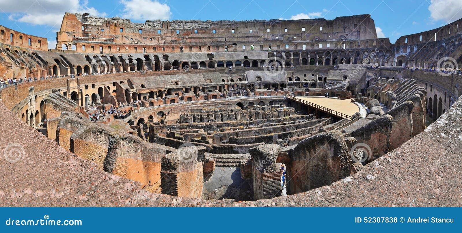 Colosseum inom roman