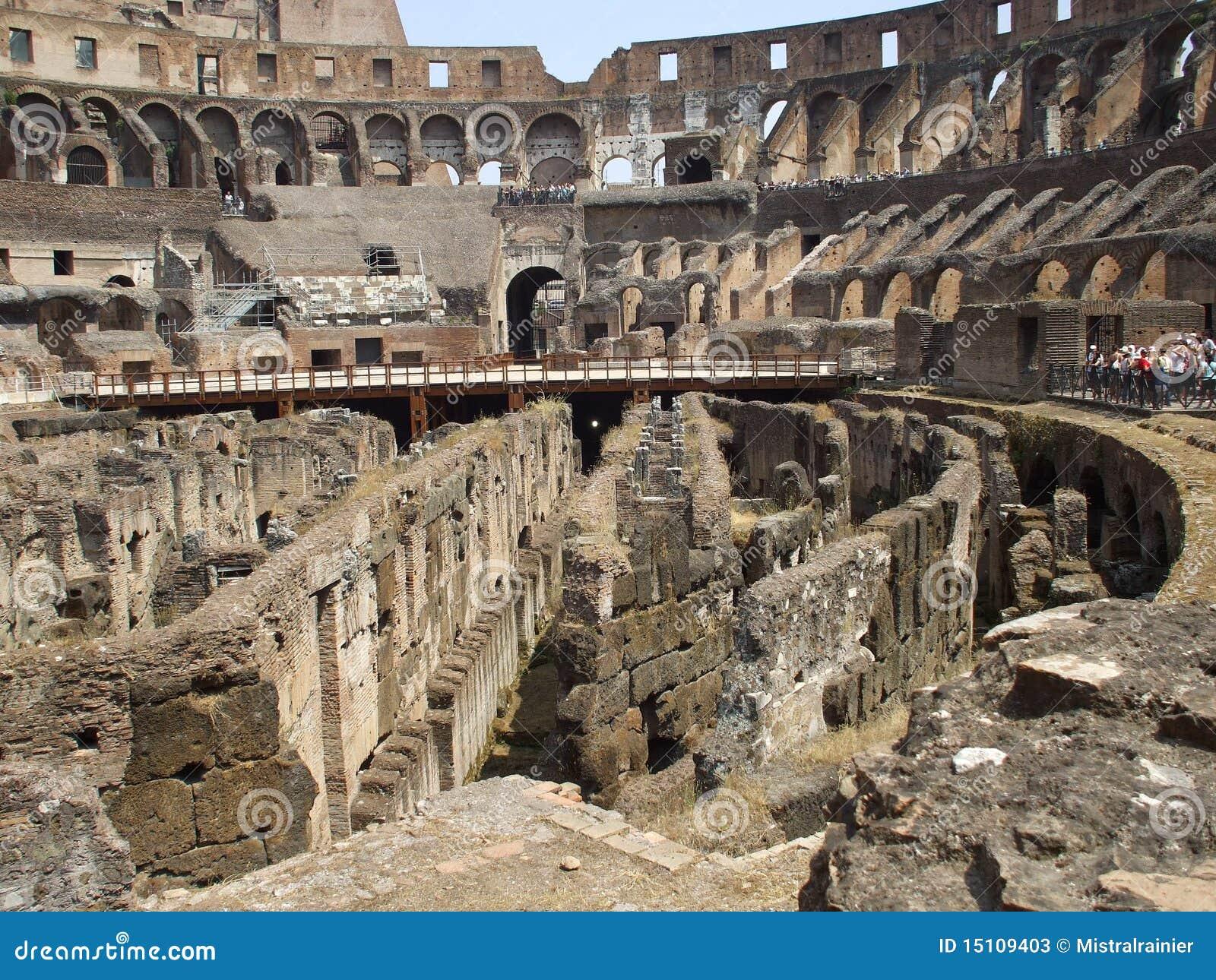 Colosseum mównica