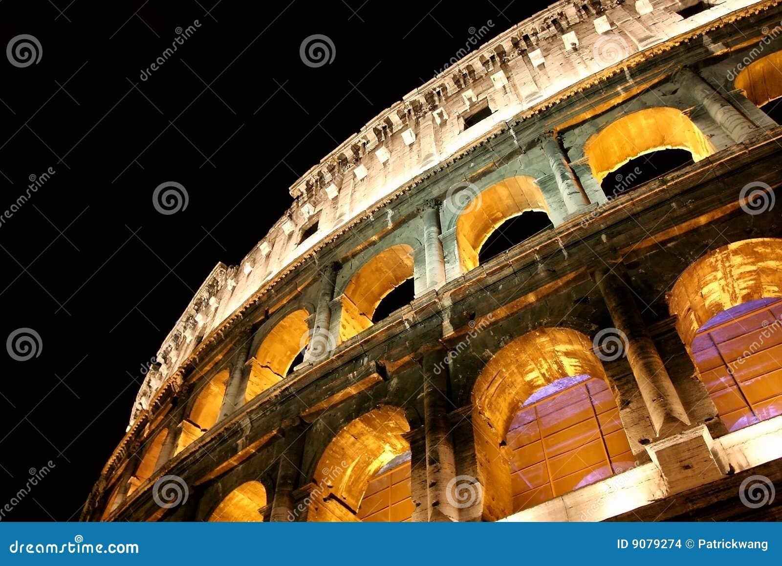 Colosseum Nachtansicht