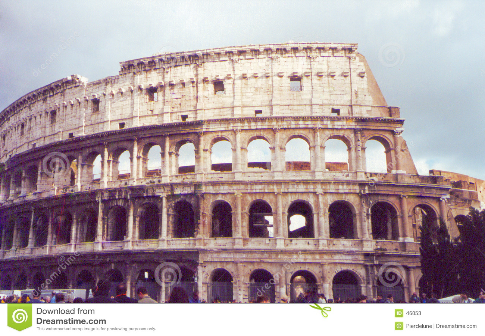 Colosseum Roma Italy