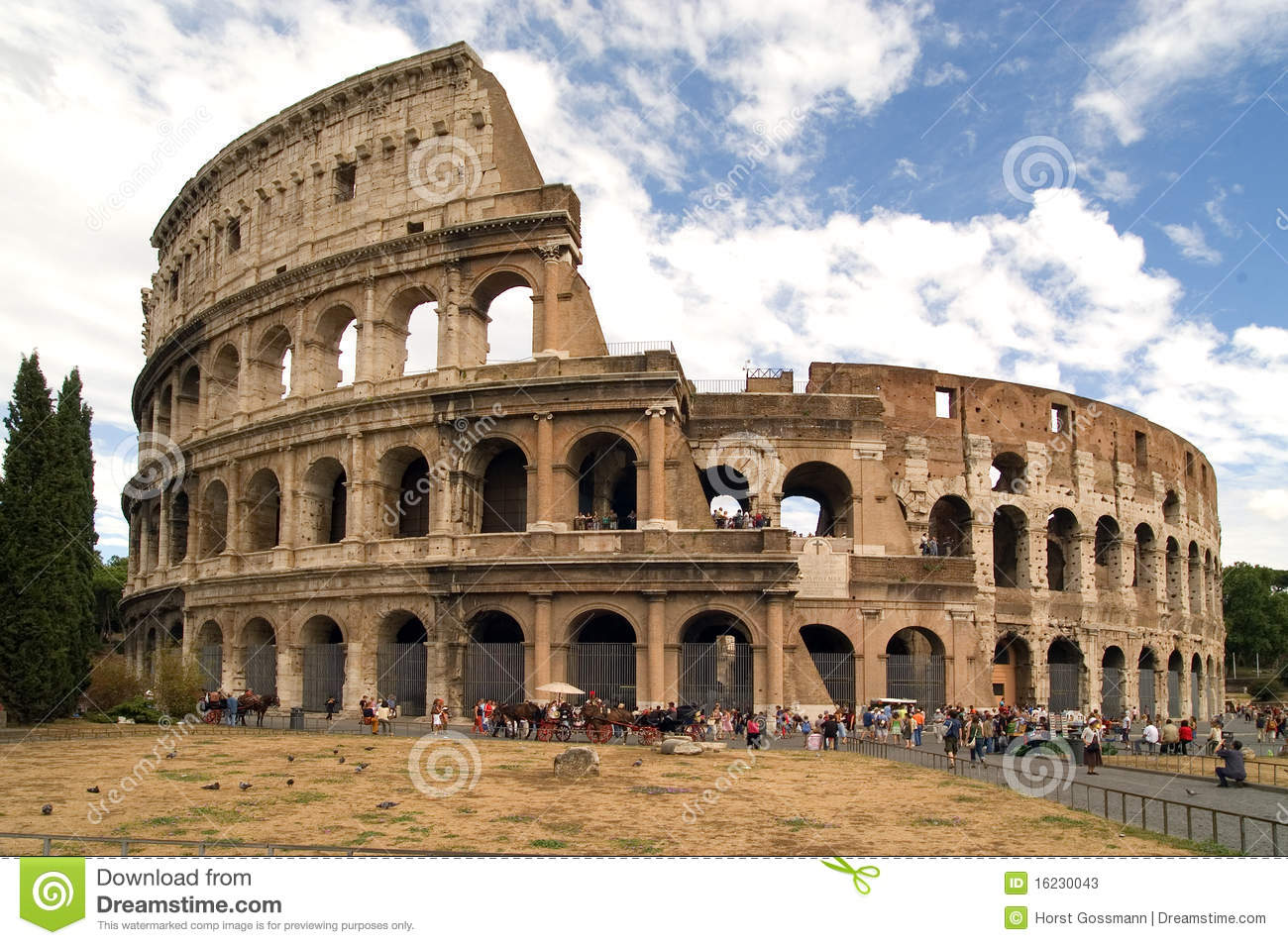 colosseum rome stock photos image 16230043