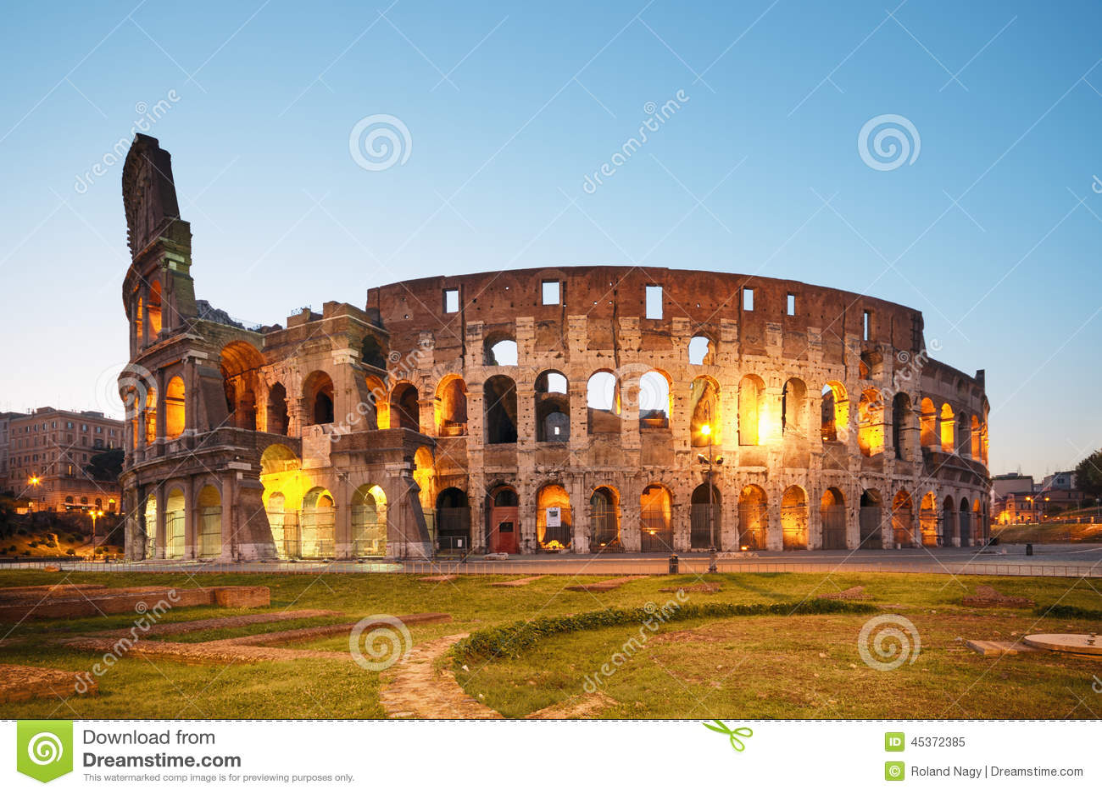 Colosseum, Rome - Italie