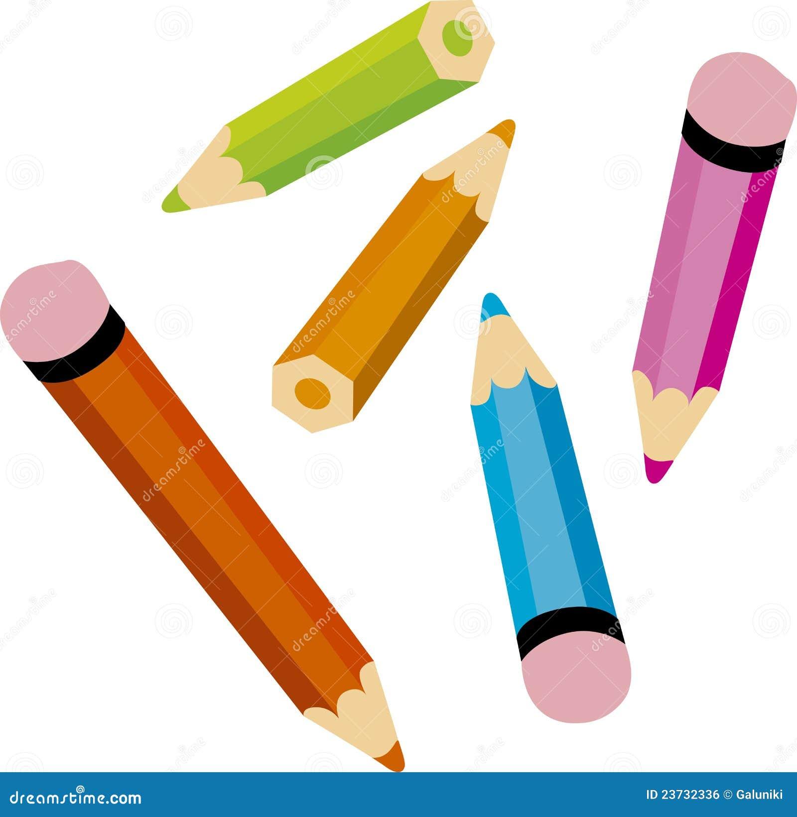 Colour ołówki