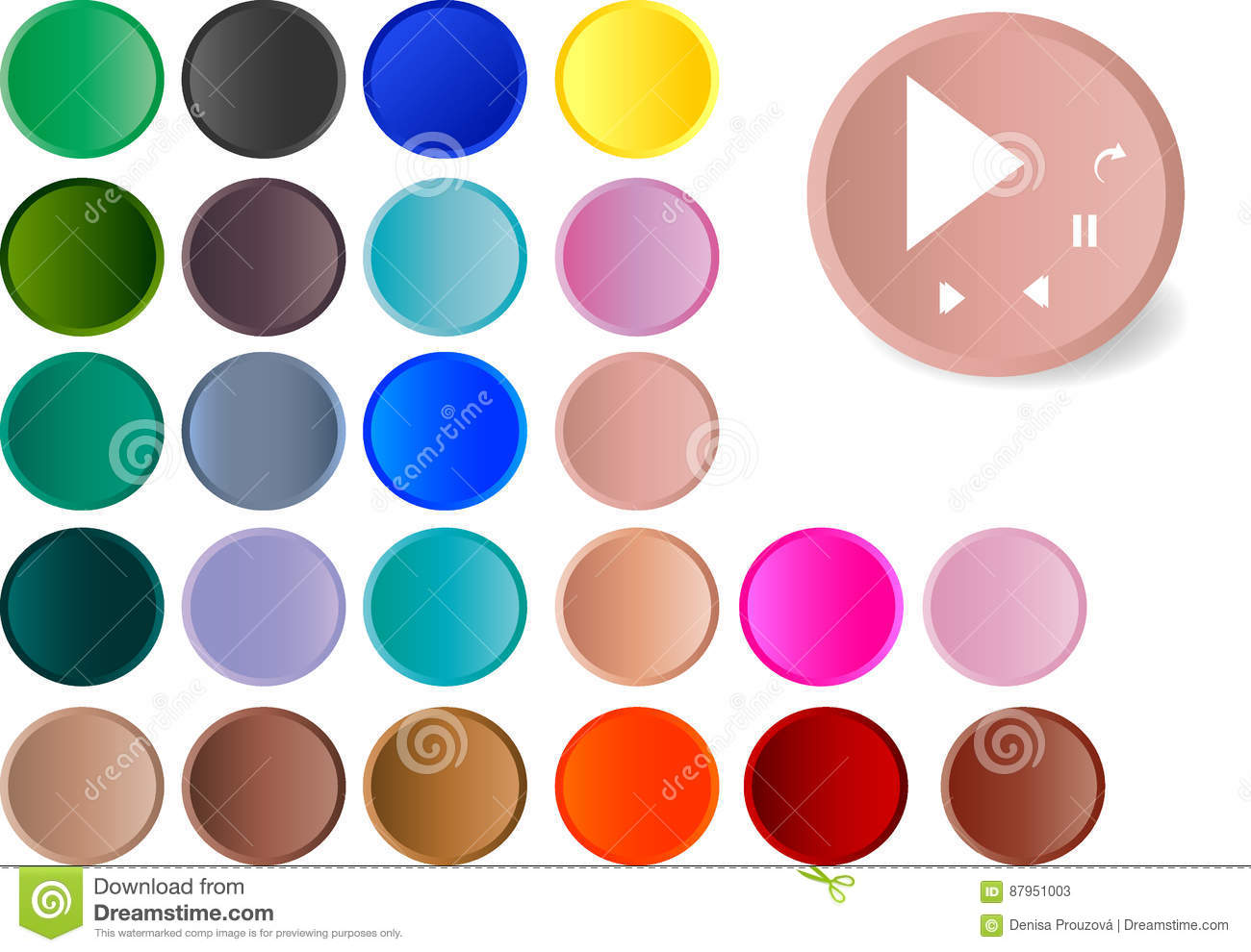 Music Colour Strings Piix Stabilo Boss Pink Set 10 Shrink Download