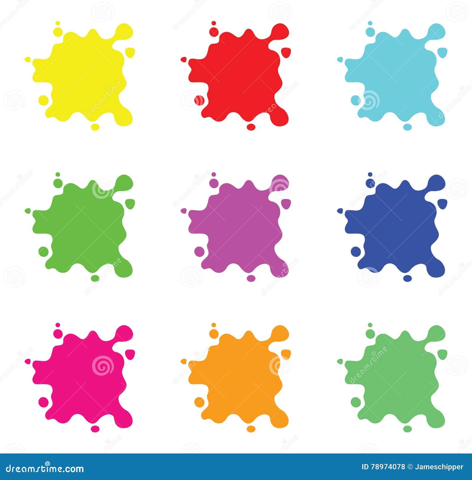 Colour pluśnięcia ustawiający