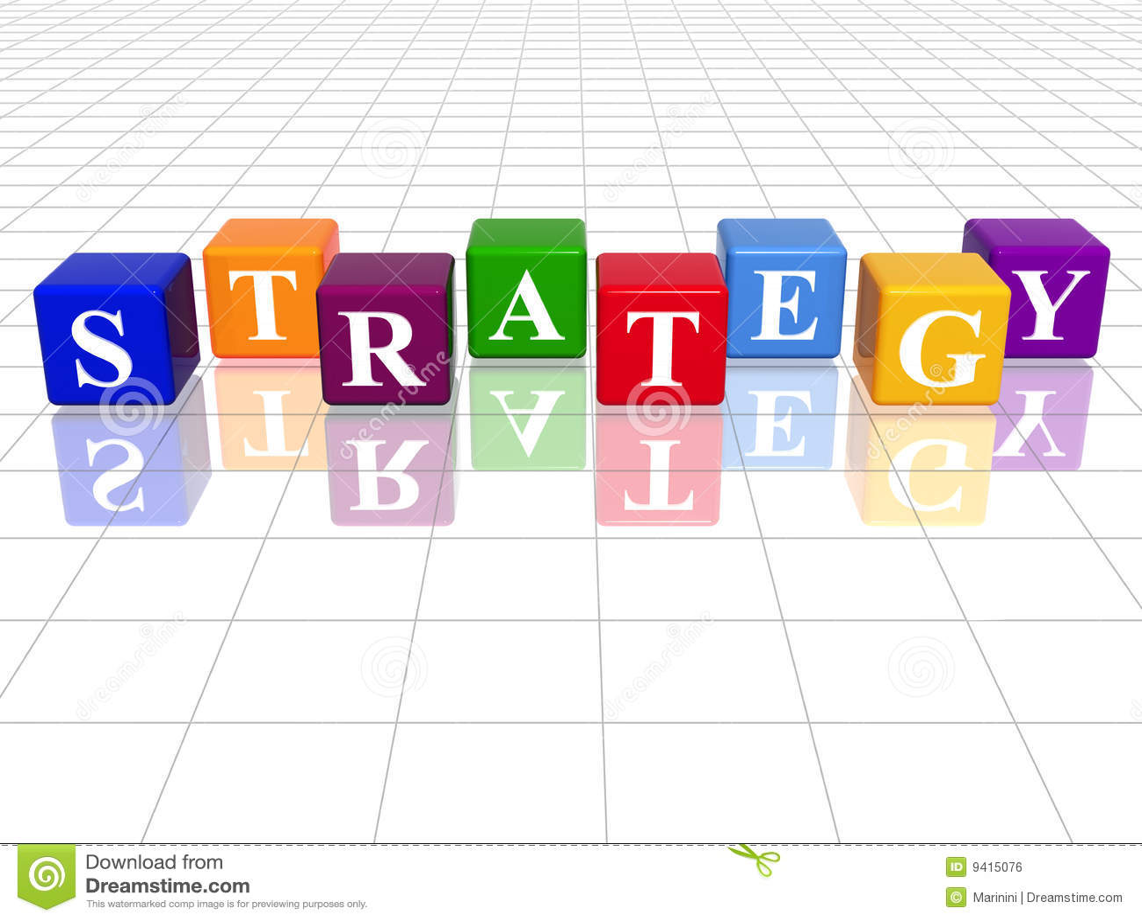 Colour strategia