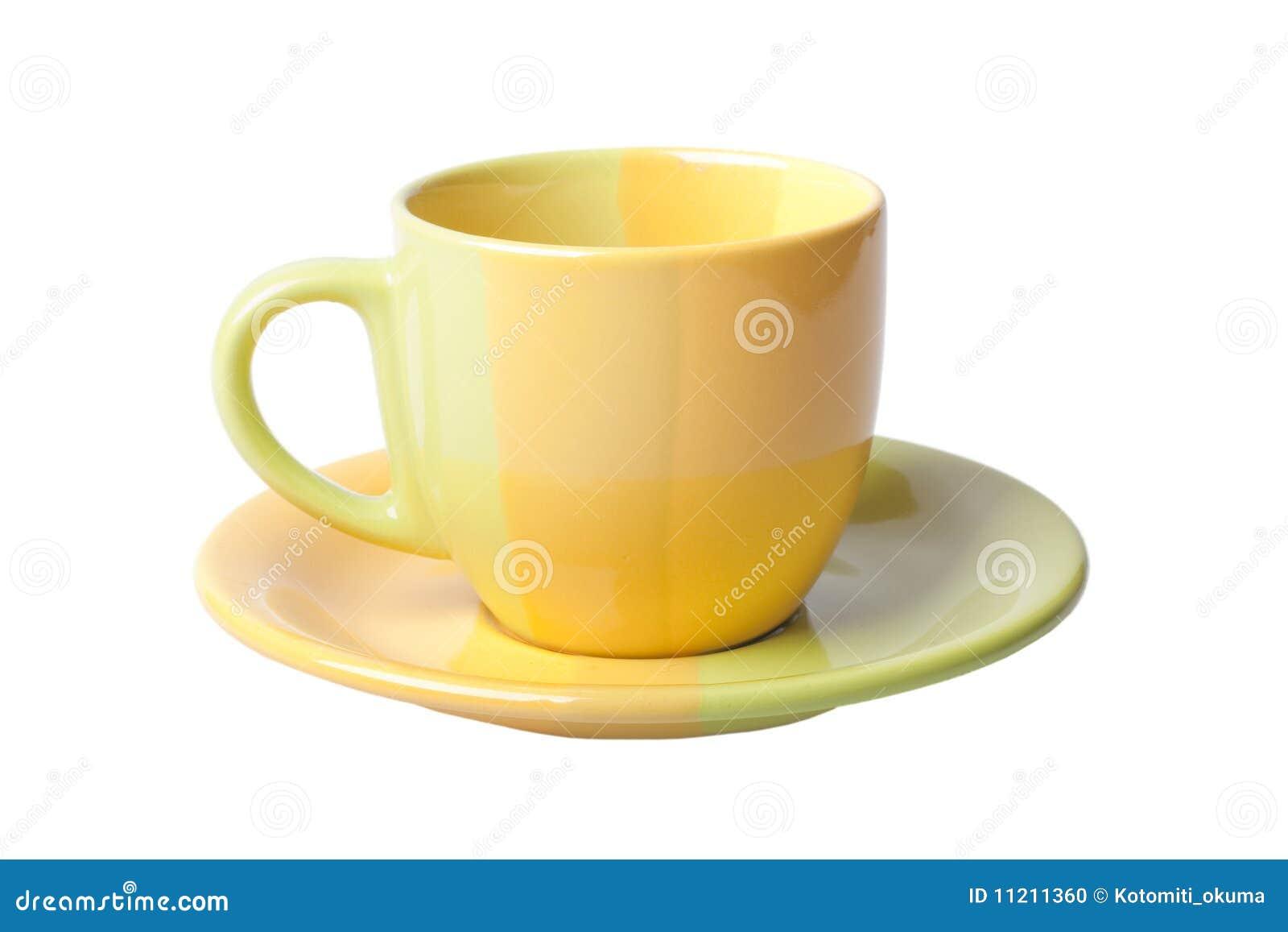 Stock Vector Alliesinteract 11211360: Colour Tea Cup Stock Photo. Image Of Beautiful, Ceramic