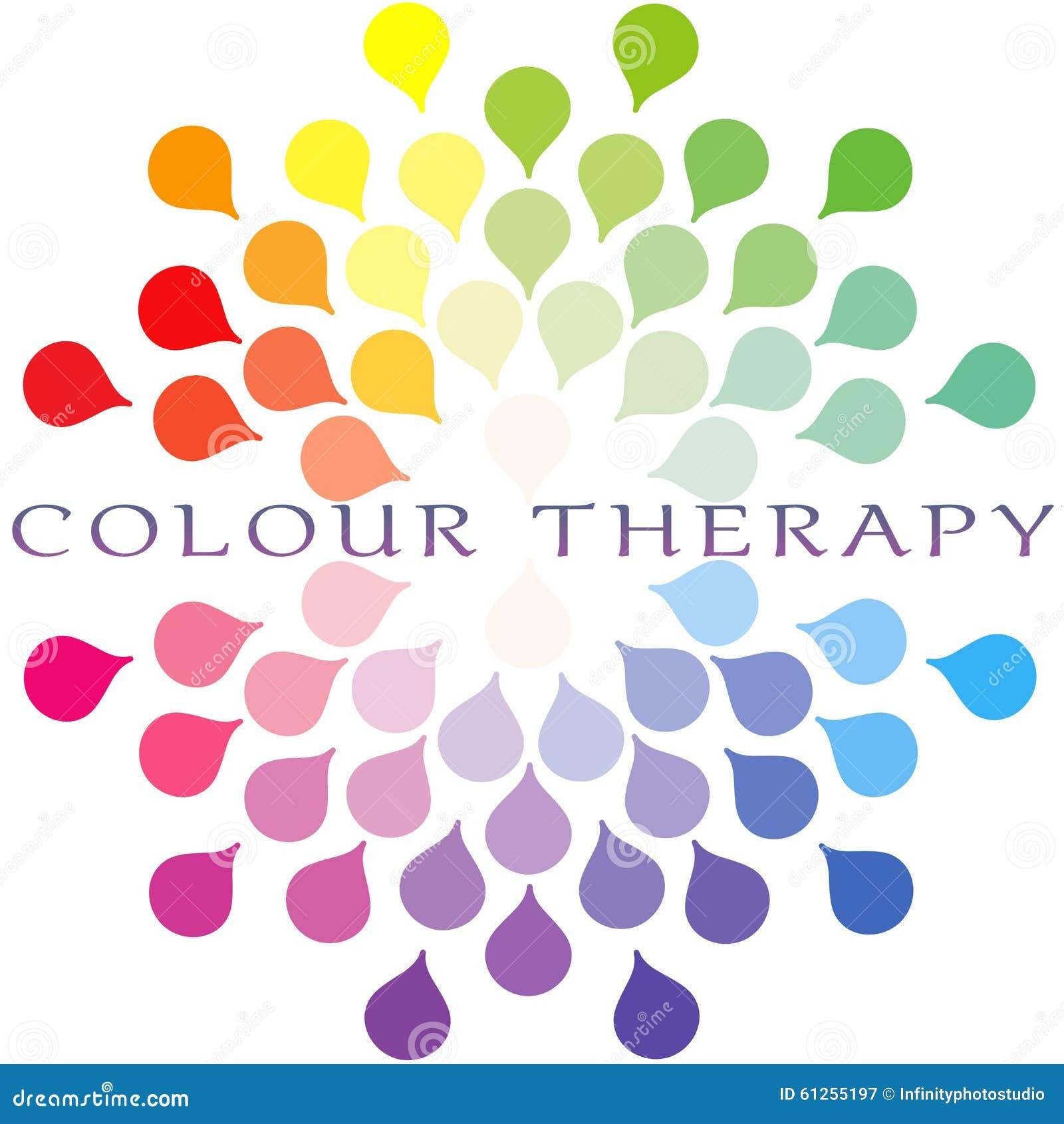 Colour terapia - Chromo terapia