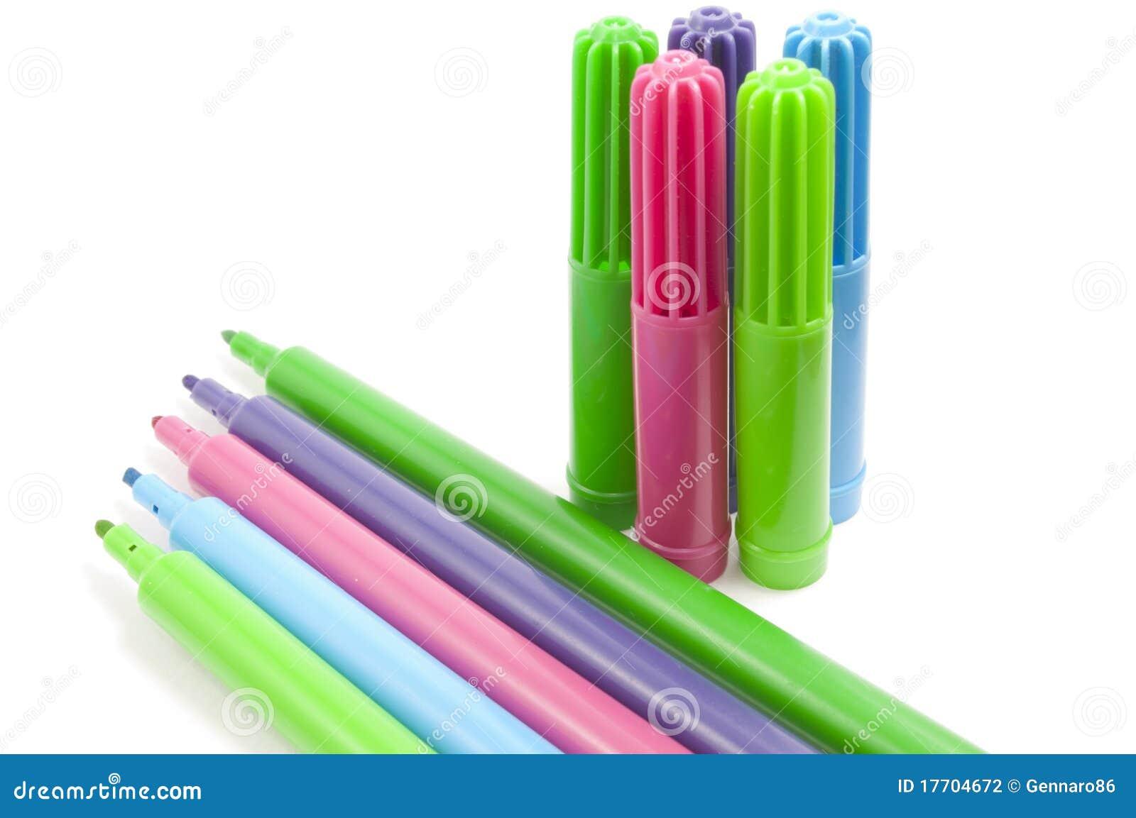 Coloured Felt-Tip