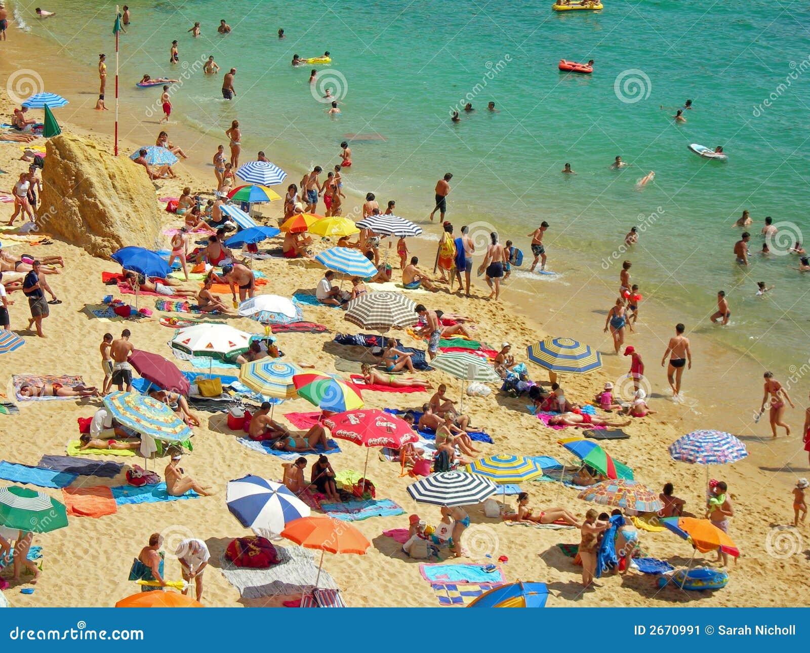 Colourful Beach Stock Image - Image: 2670991 - photo#36
