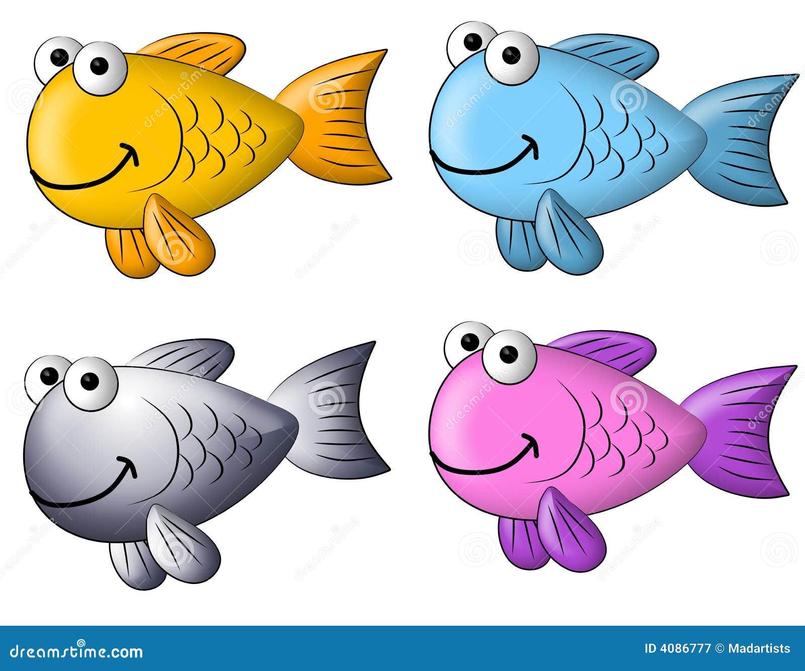 colourful cartoon fish clip art stock illustration illustration of rh dreamstime com free fish clipart images free fish clipart black and white