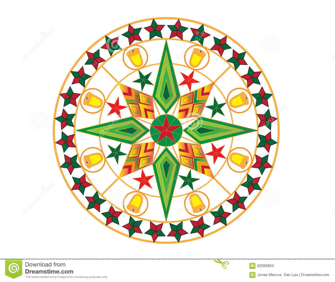 Parol Christmas Decoration