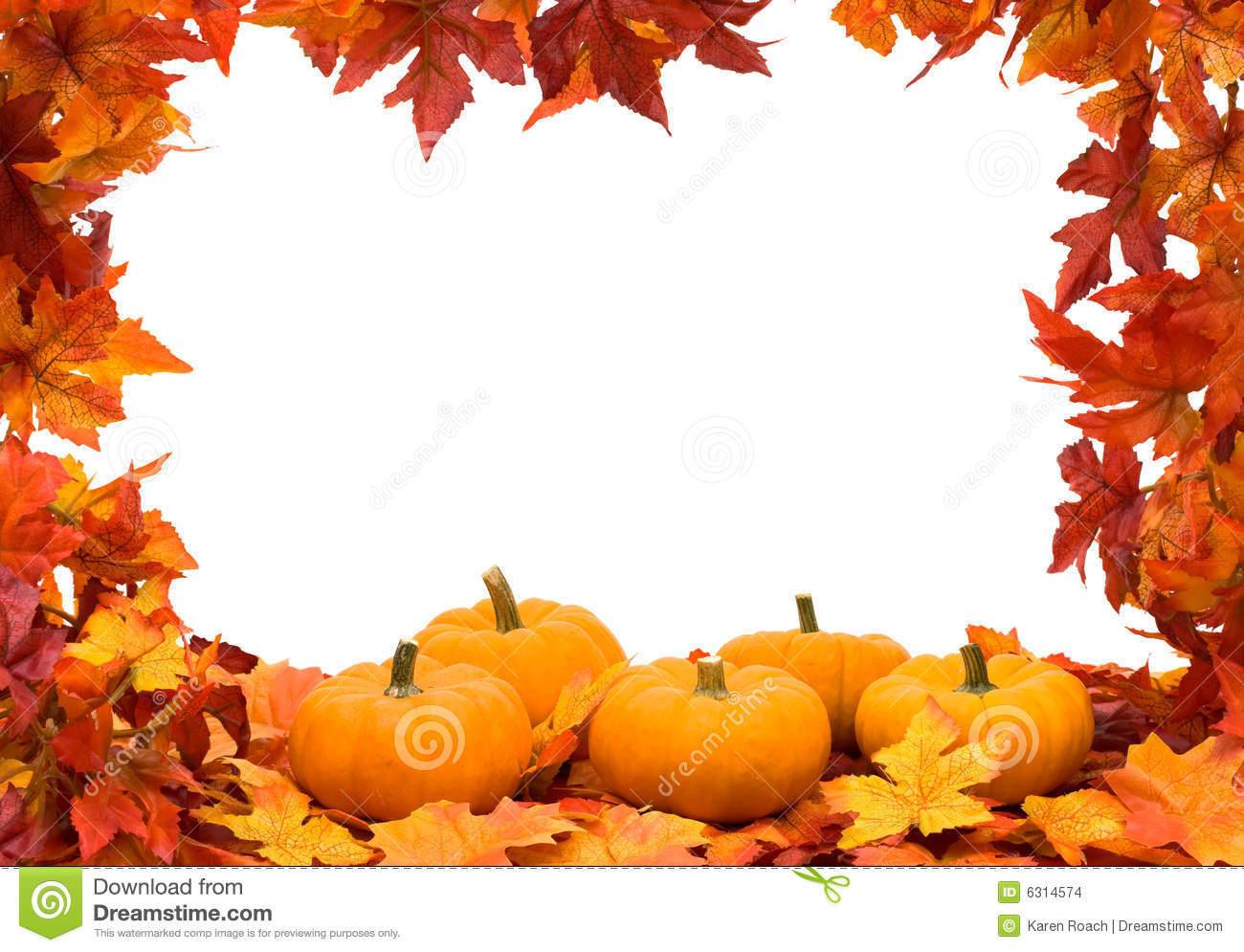 colourful fall background frame stock photo image of object gourd