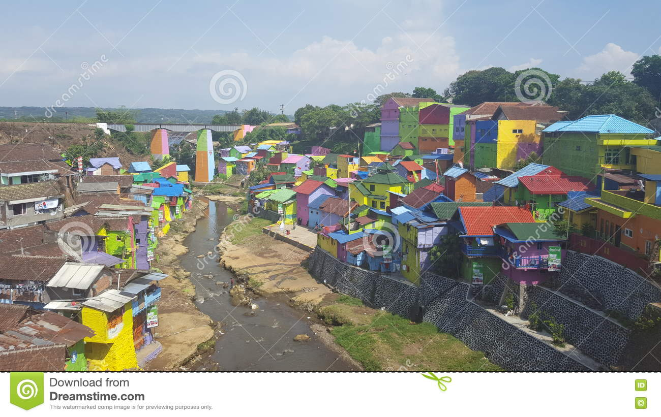 30 Colourful Houses Malang City Indonesia Photos Free Royalty Free Stock Photos From Dreamstime