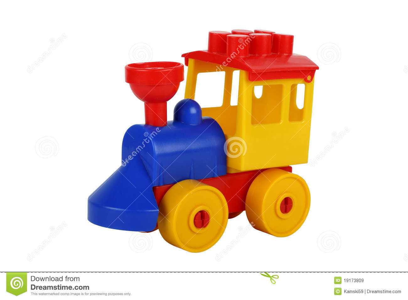Clipart Toy Train