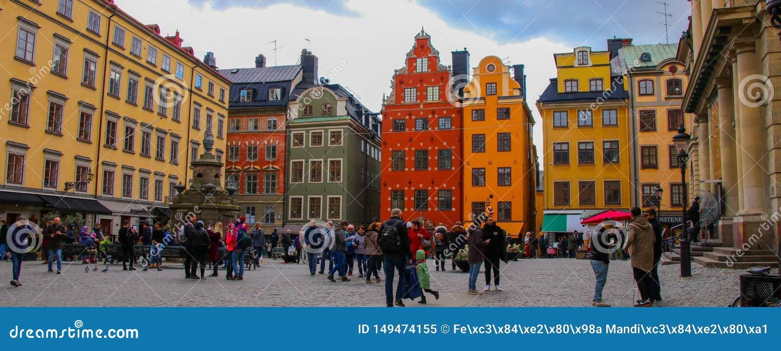 Colourful Sztokholm