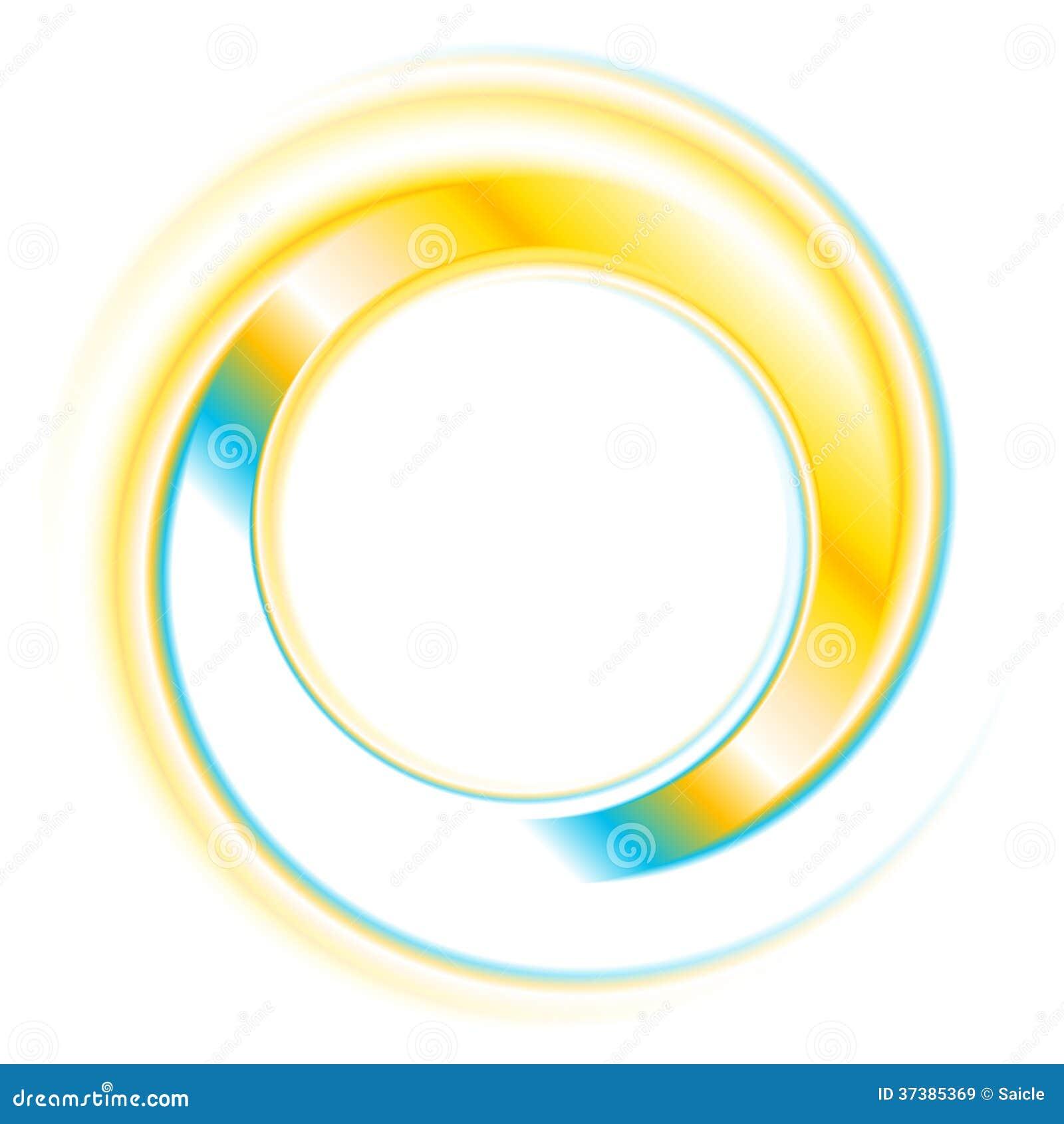 colourful vector logo shape stock vector image 37385369